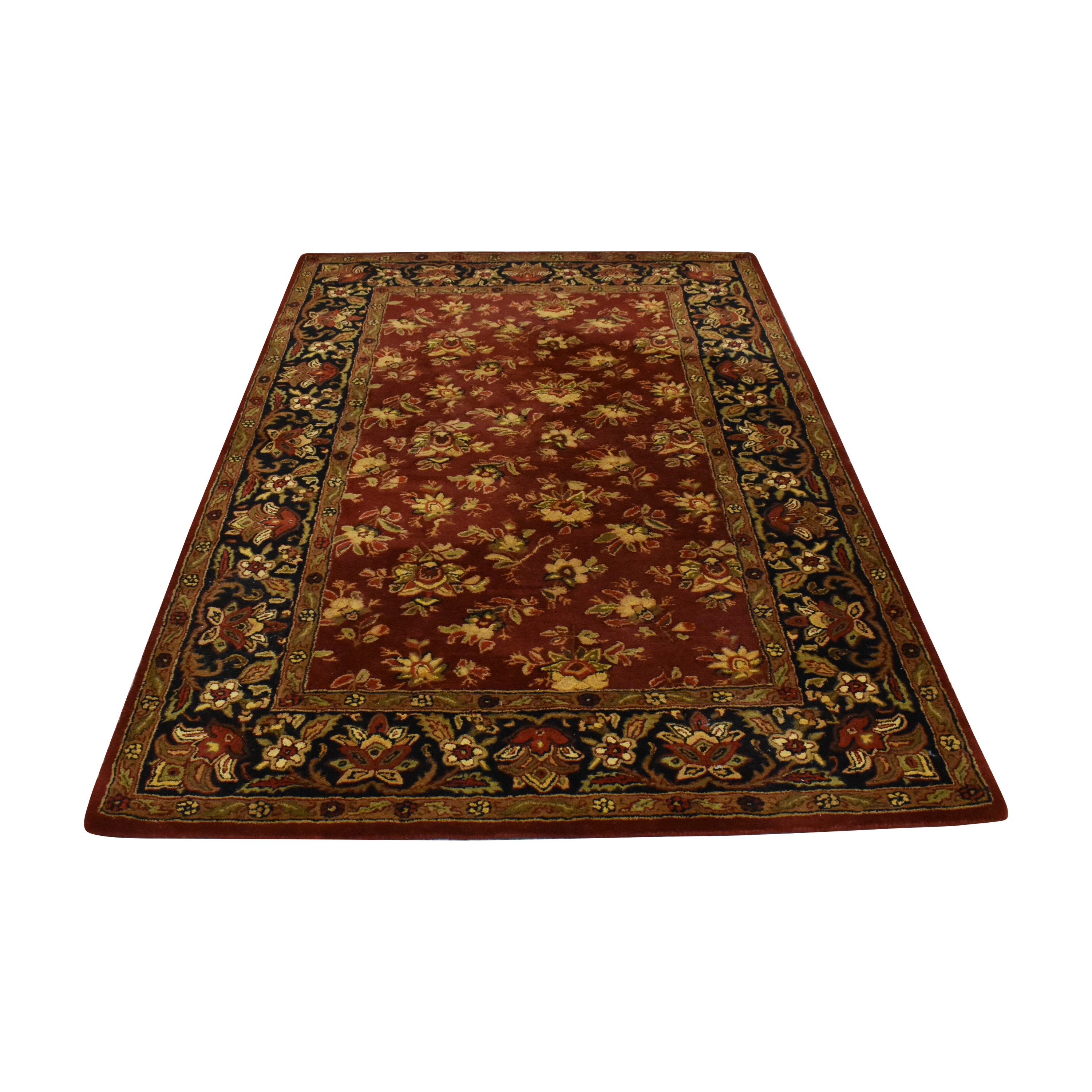 buy Patterned Area Rug  Rugs