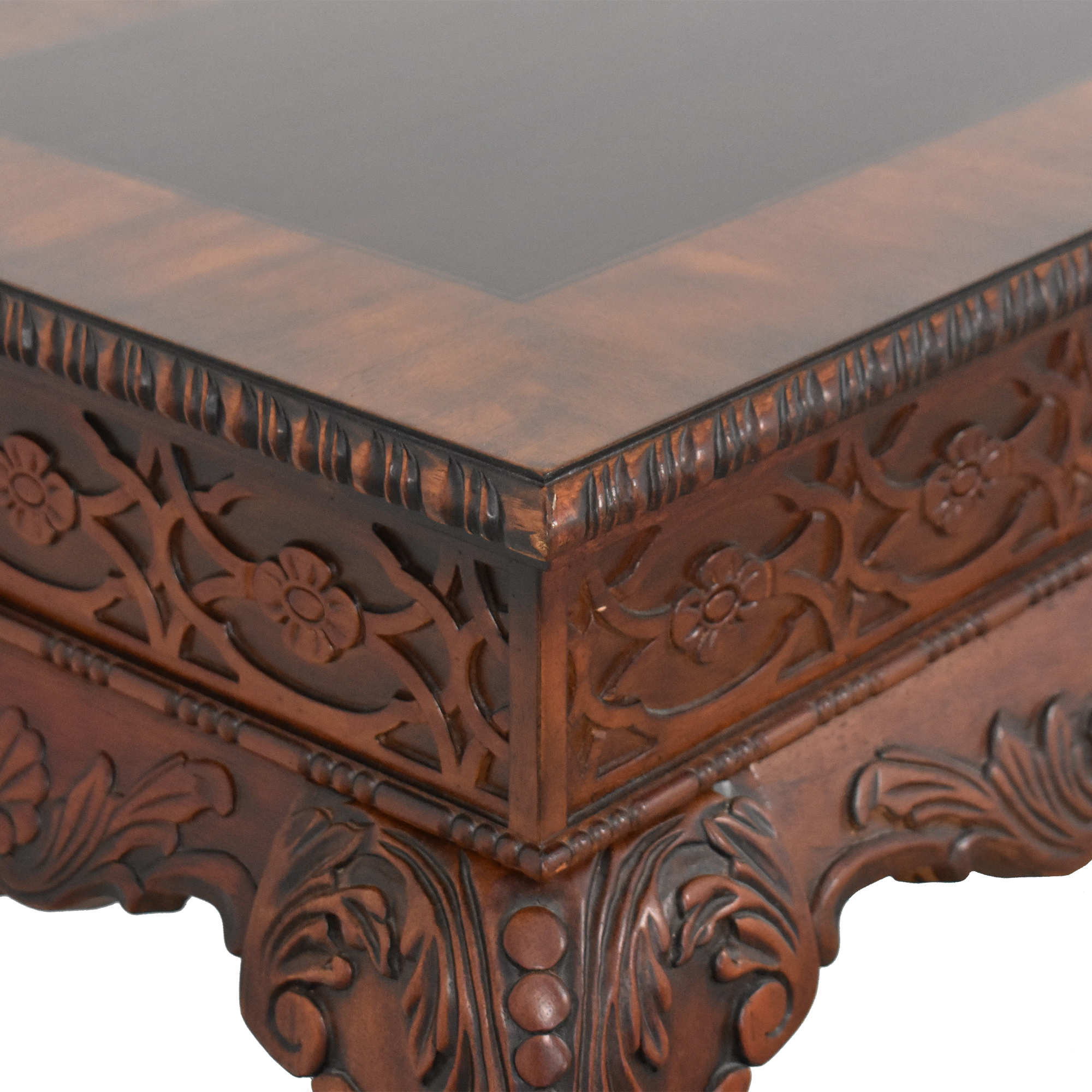 Macy's Macy's Carved Accent Table price