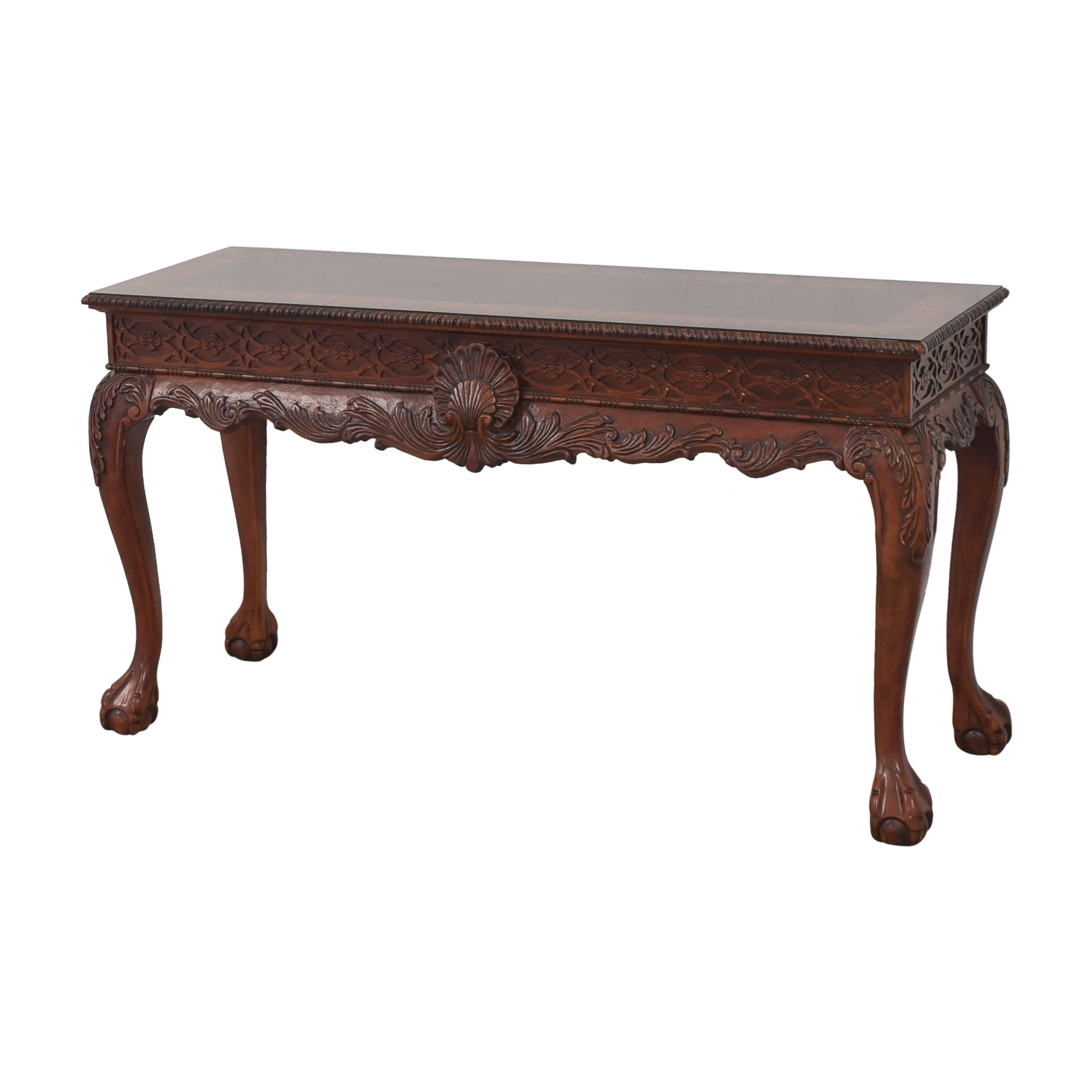 shop Macy's Carved Accent Table Macy's Tables