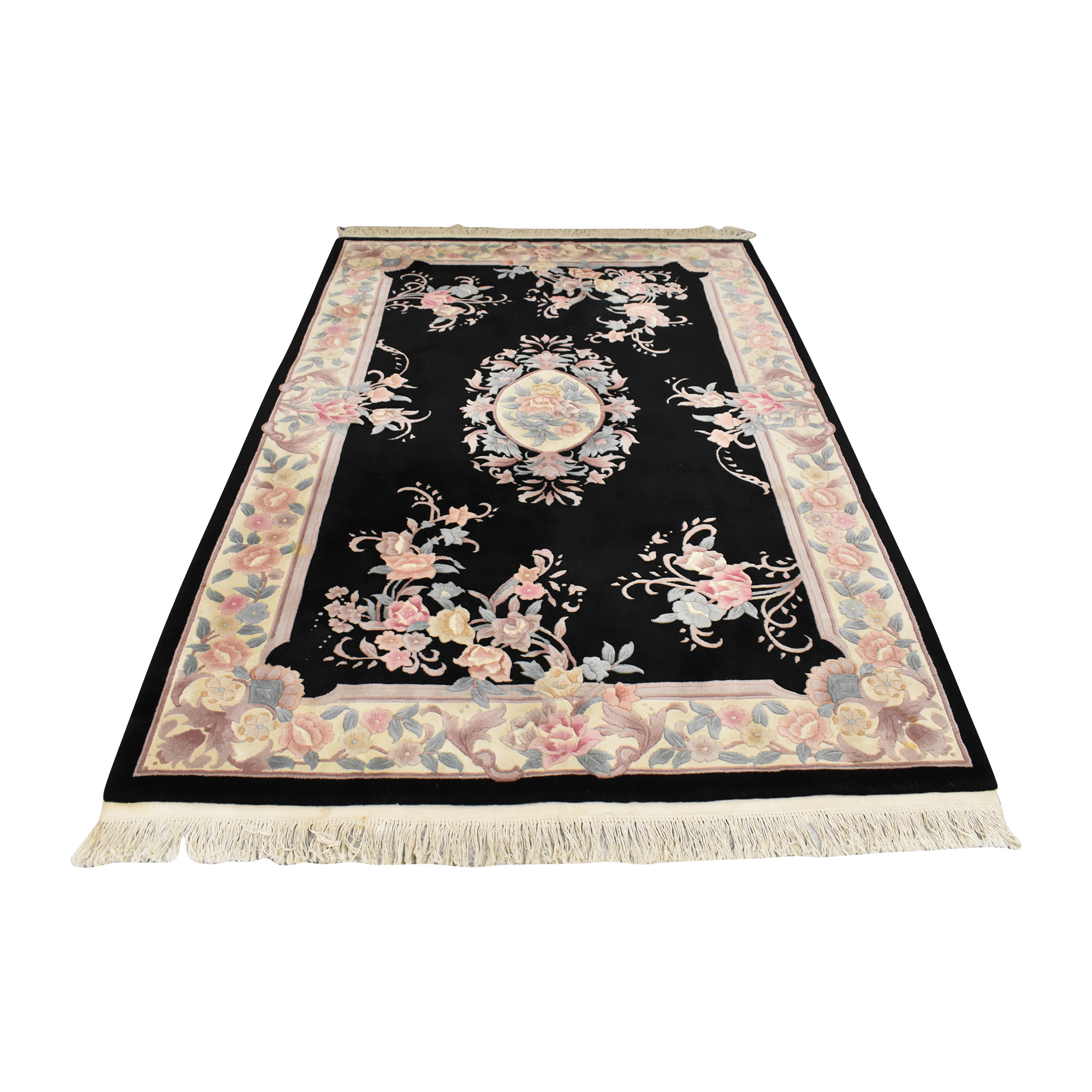 Floral Area Rug for sale