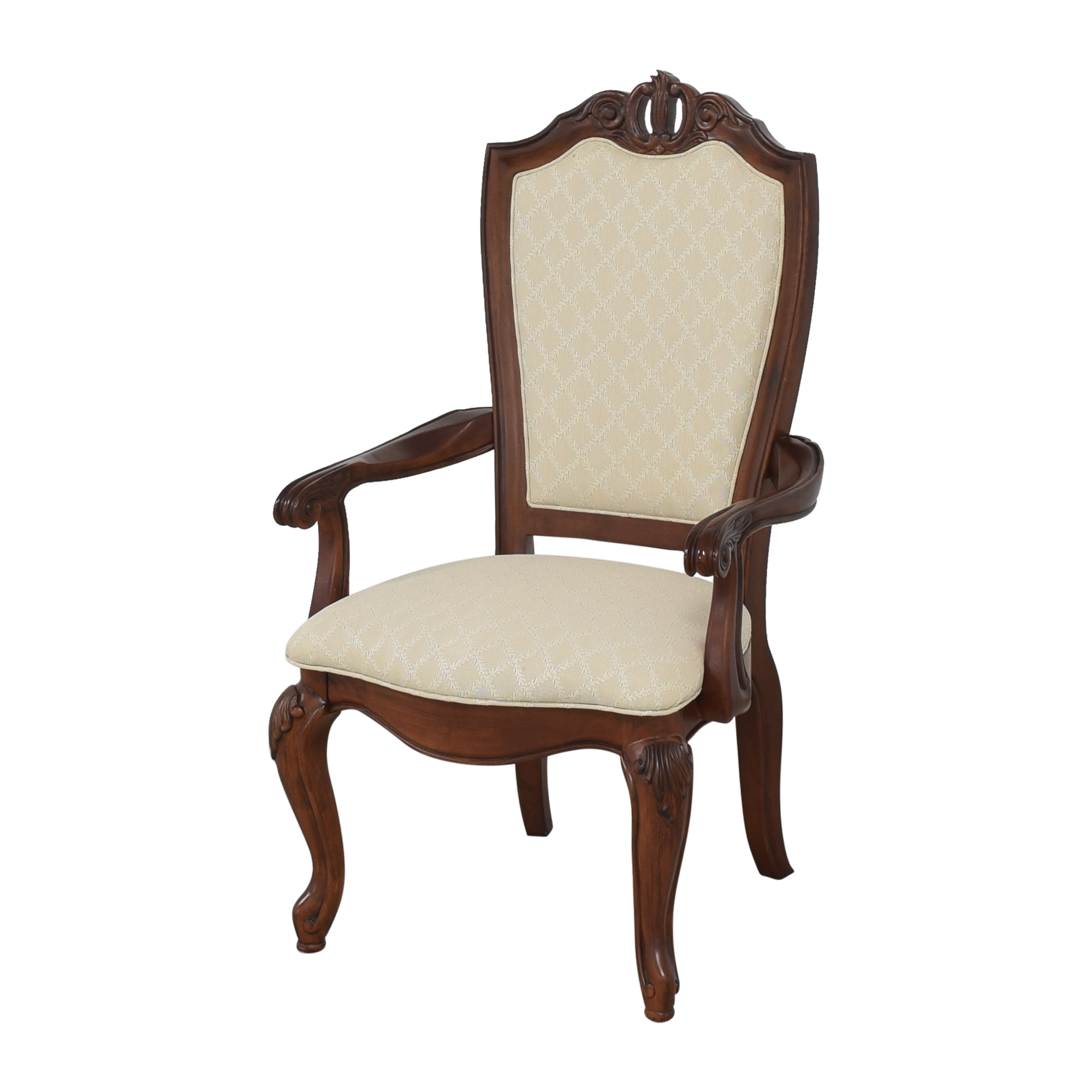 American Drew American Drew Upholstered Dining Arm Chairs price