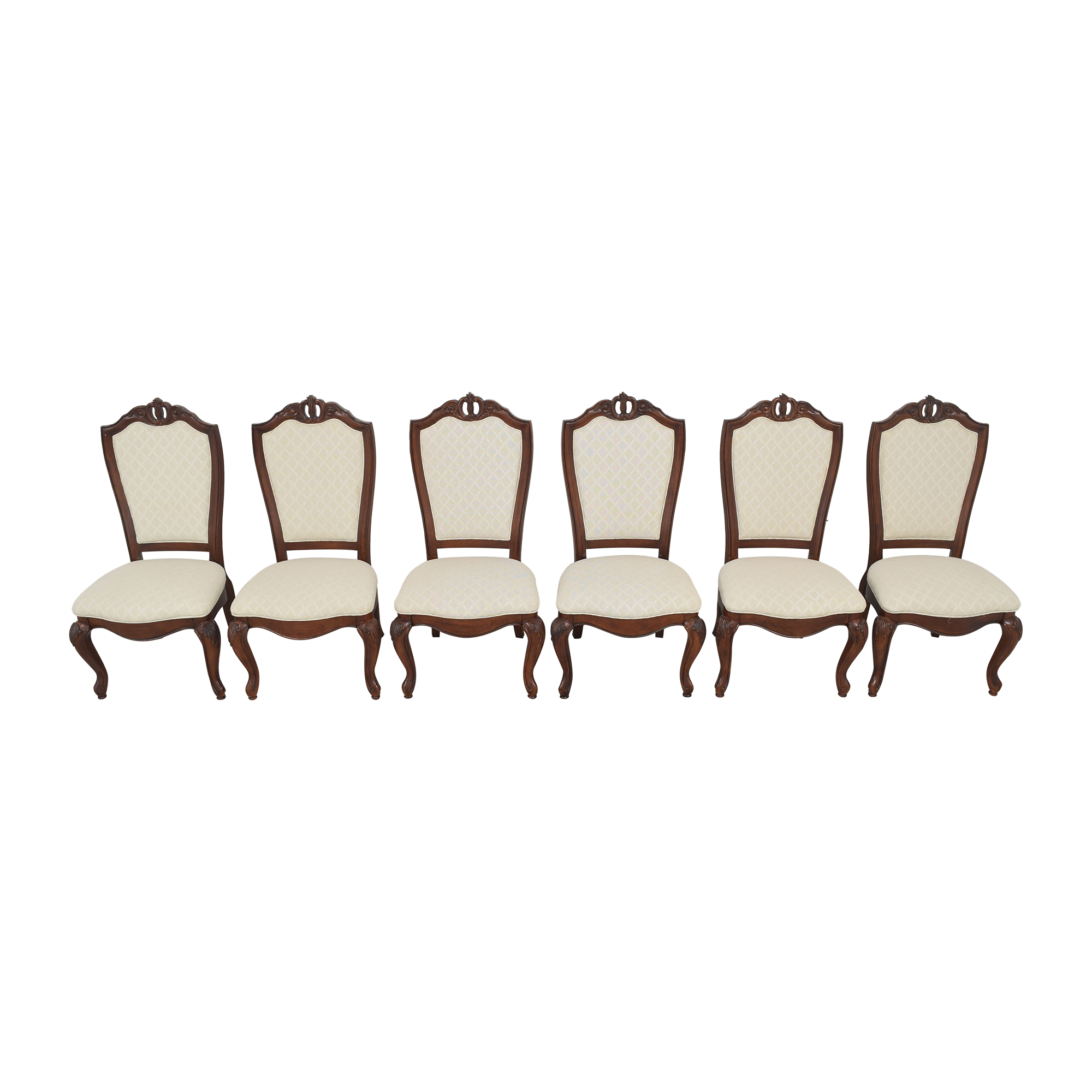 American Drew American Drew Upholstered Dining Chairs