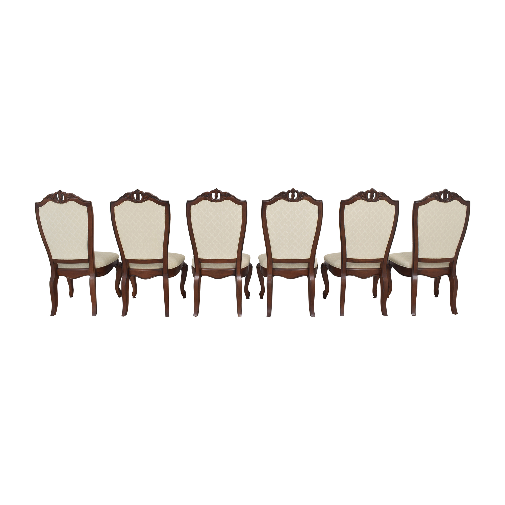 American Drew Upholstered Dining Chairs sale