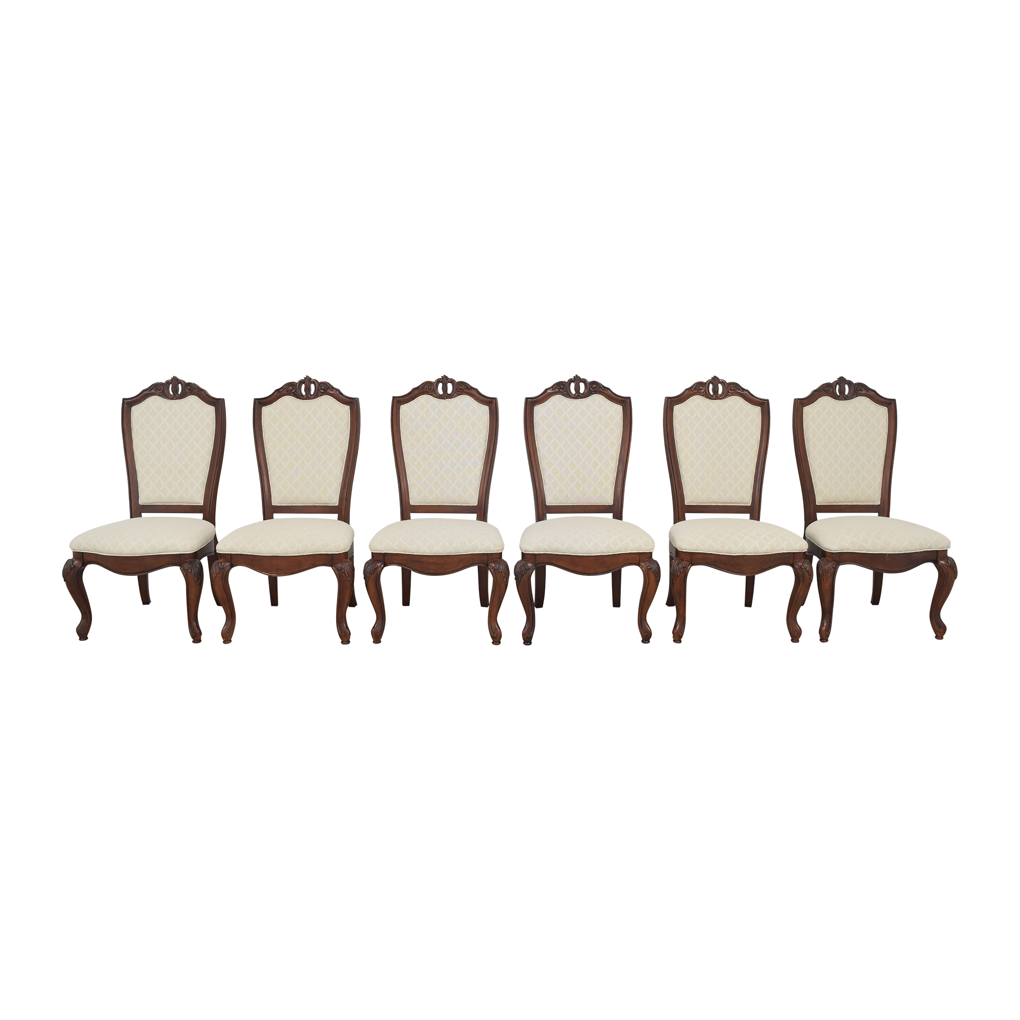 American Drew American Drew Upholstered Dining Chairs nj