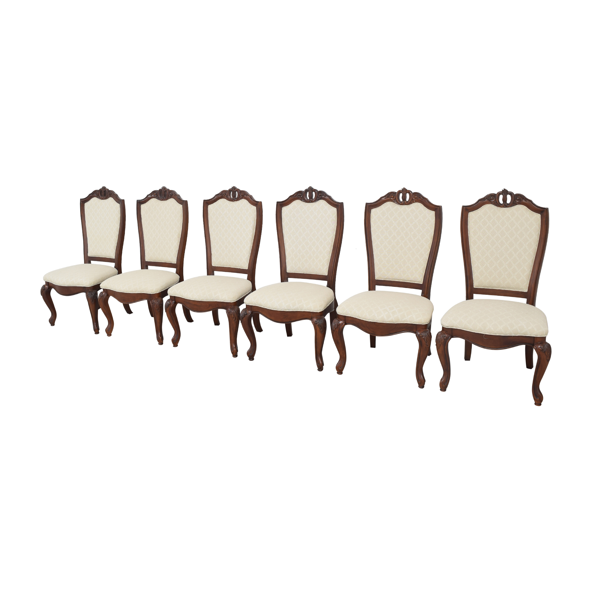 American Drew American Drew Upholstered Dining Chairs for sale