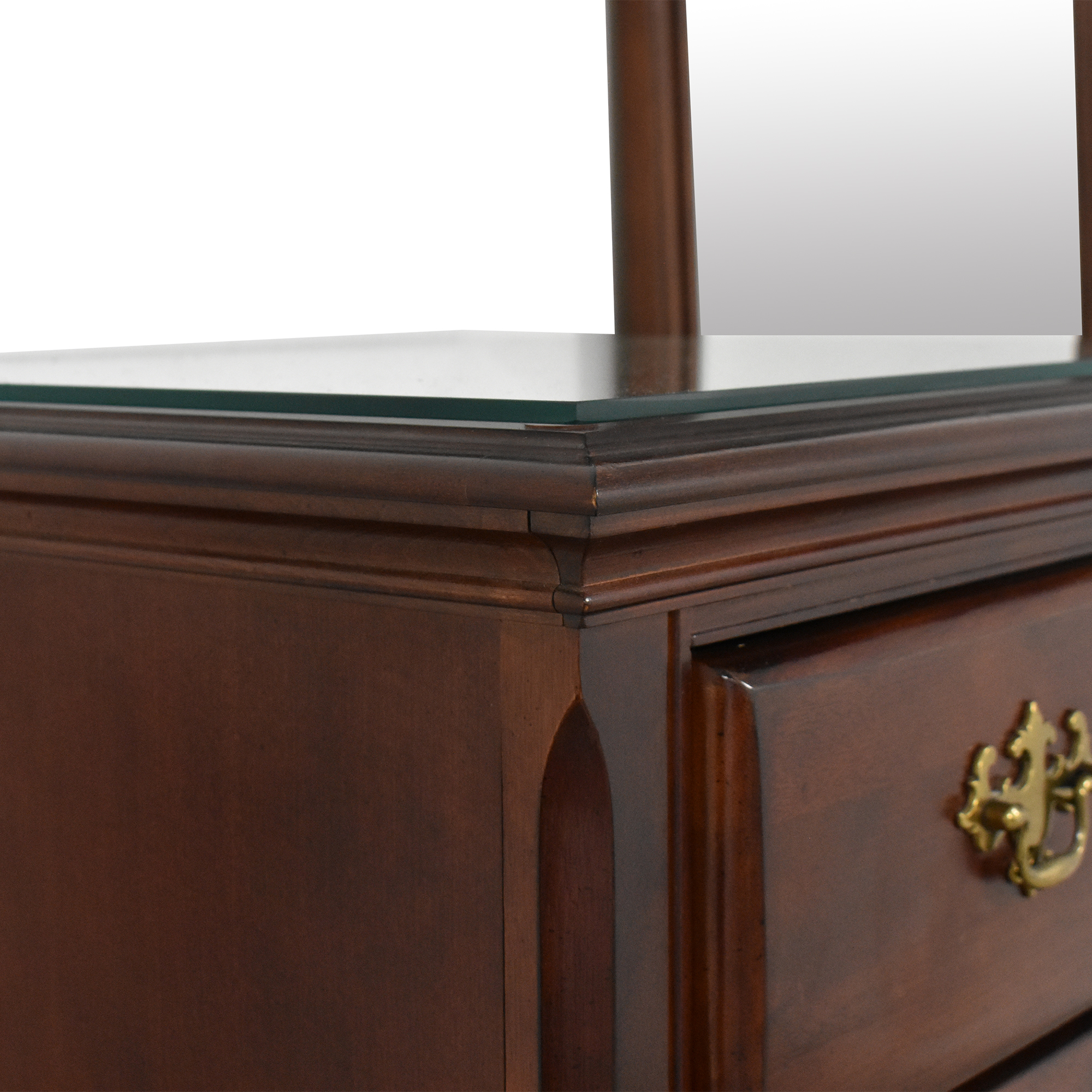 Universal Furniture Door Dresser with Mirror Universal Furniture