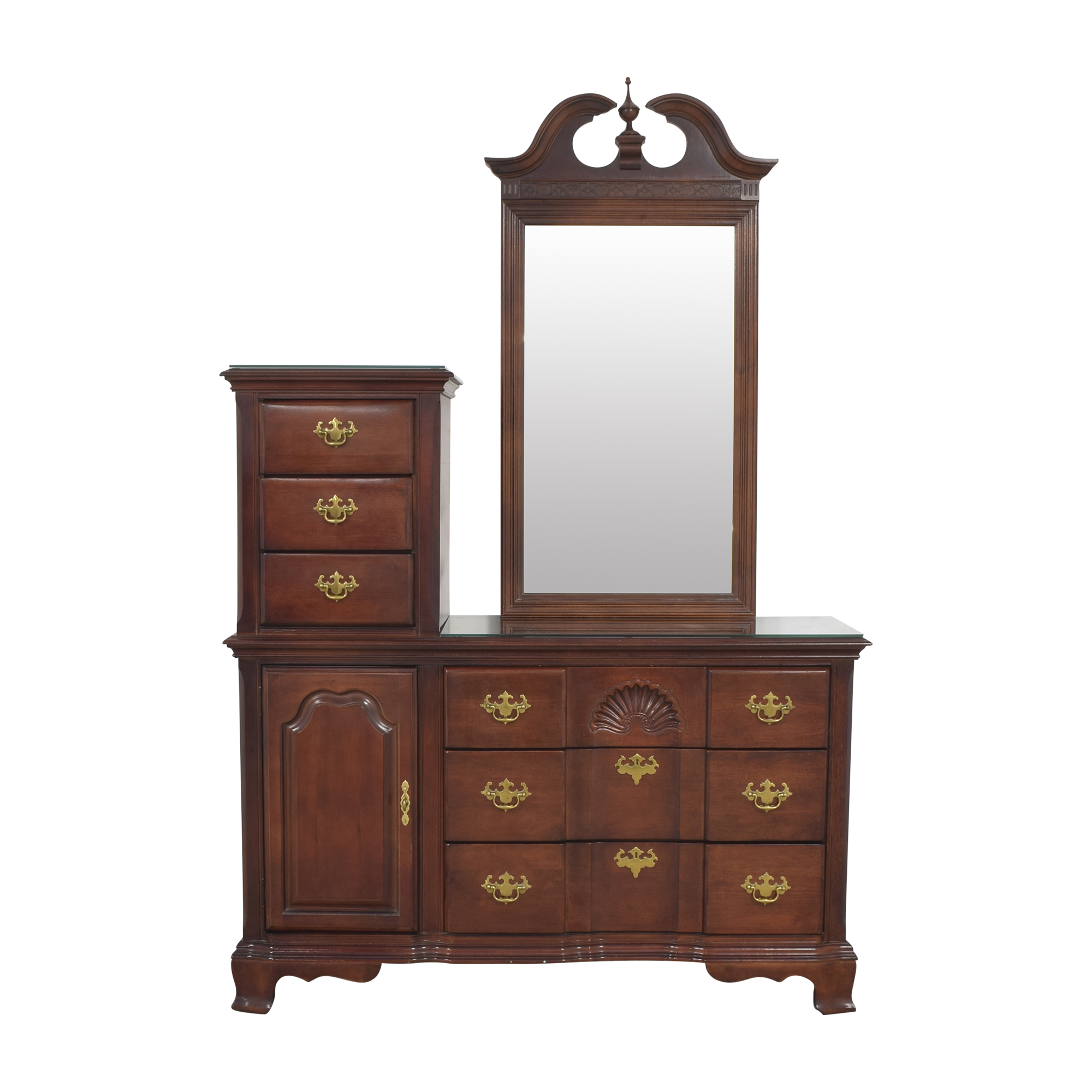 shop Universal Furniture Universal Furniture Door Dresser with Mirror online