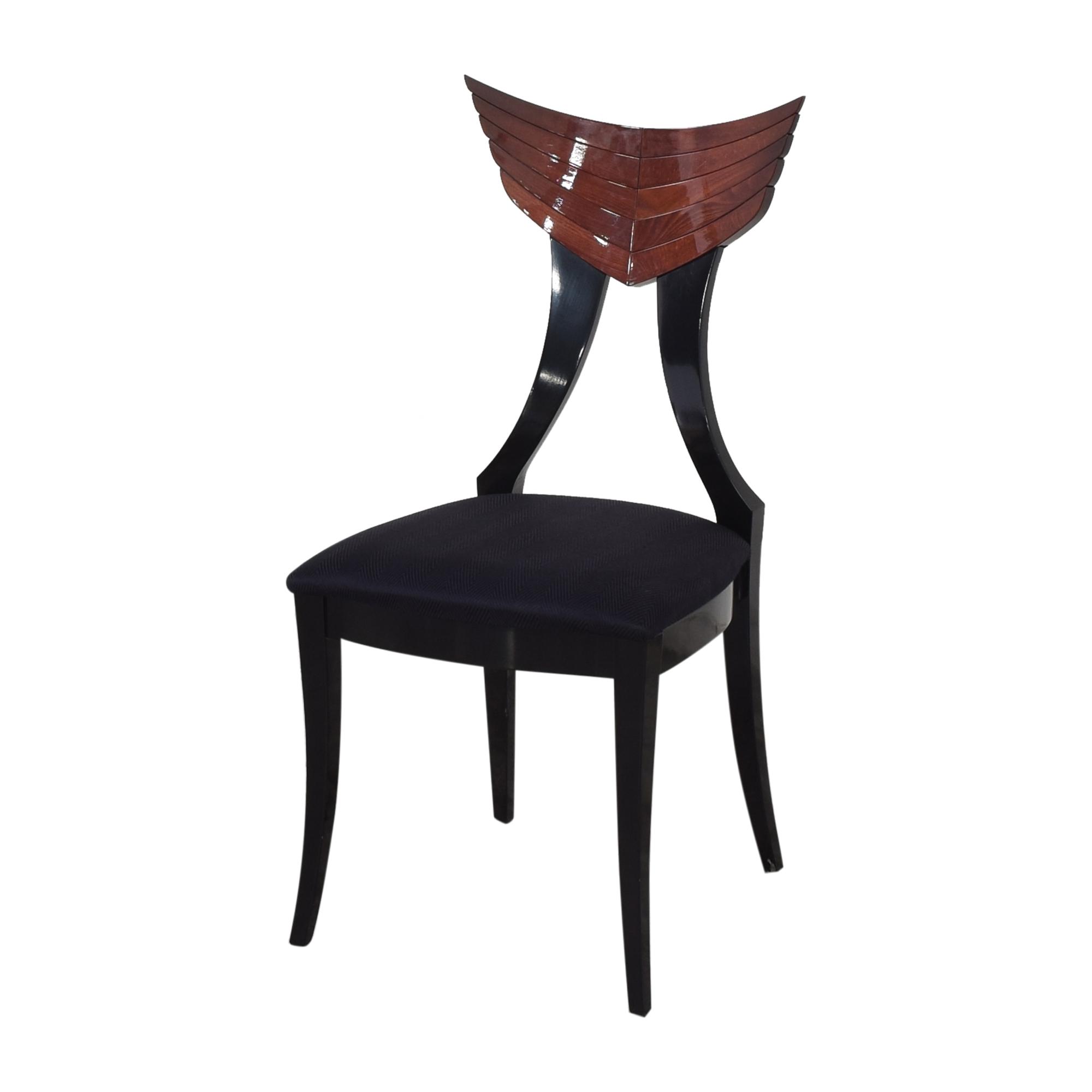 Ello Furniture Pietro Constantini for Ello Klismos Dining Chairs price