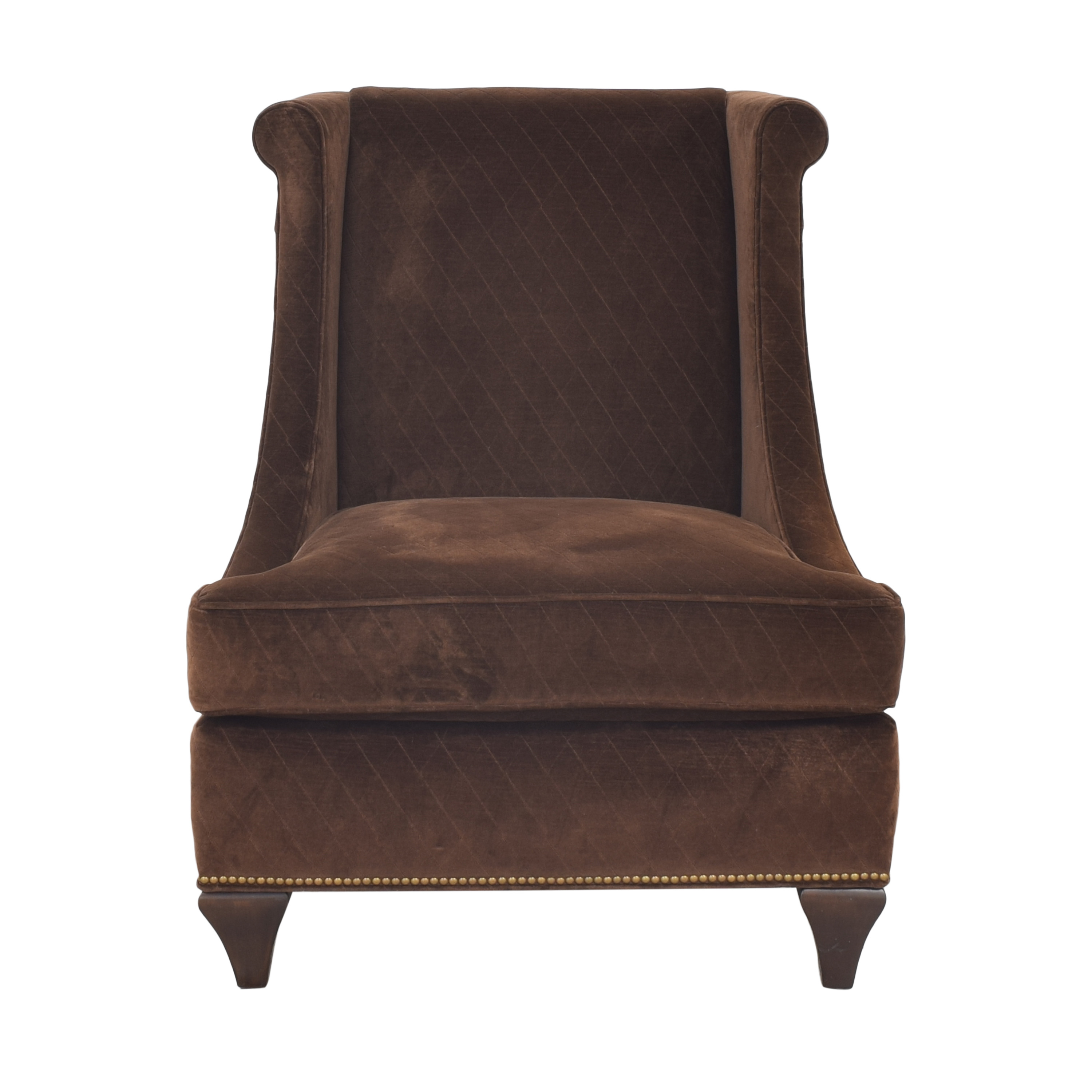 Stanford Furniture Stanford Furniture Blane Accent Chair dark brown