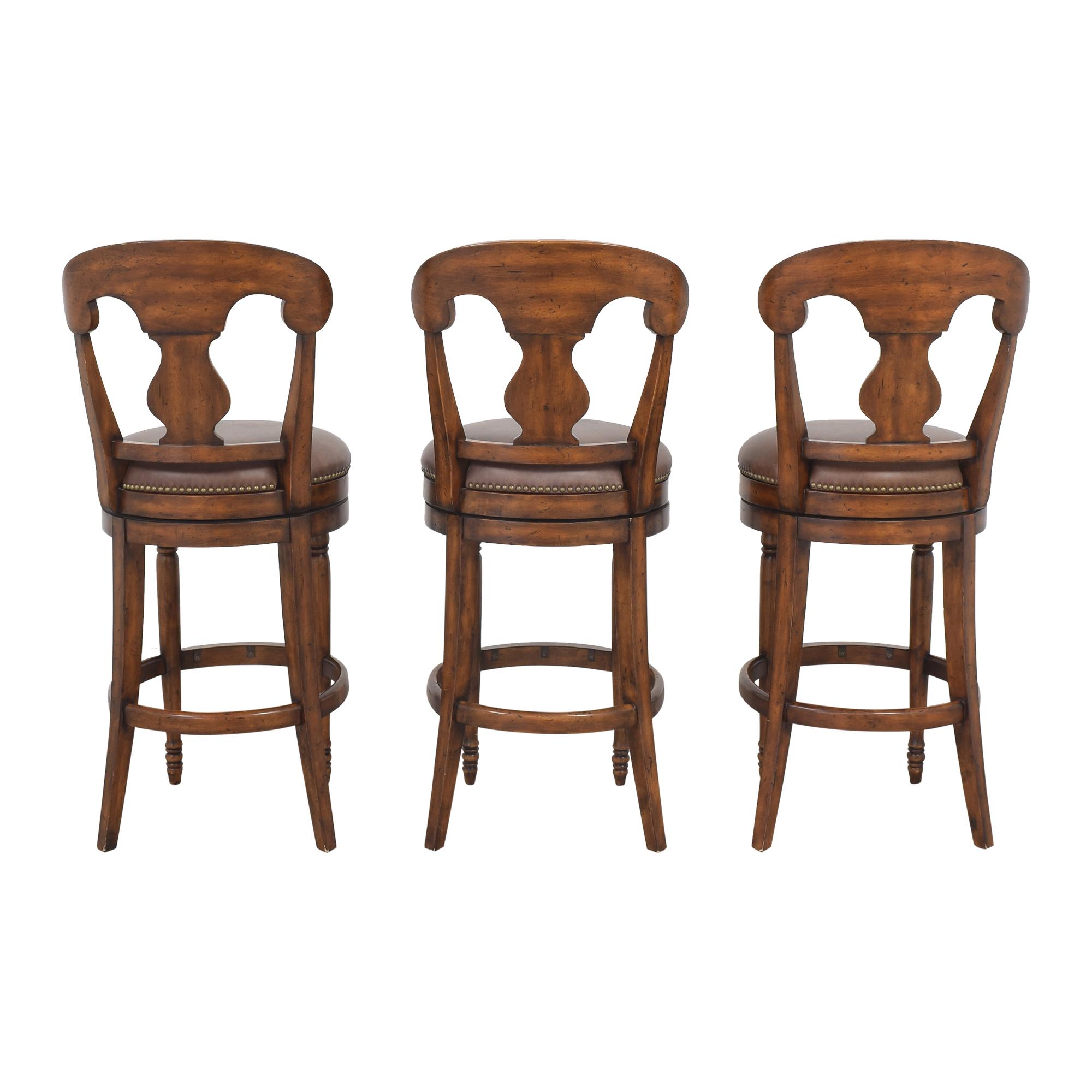 shop Artistica Westchester Swivel Bar Stools Artistica Chairs