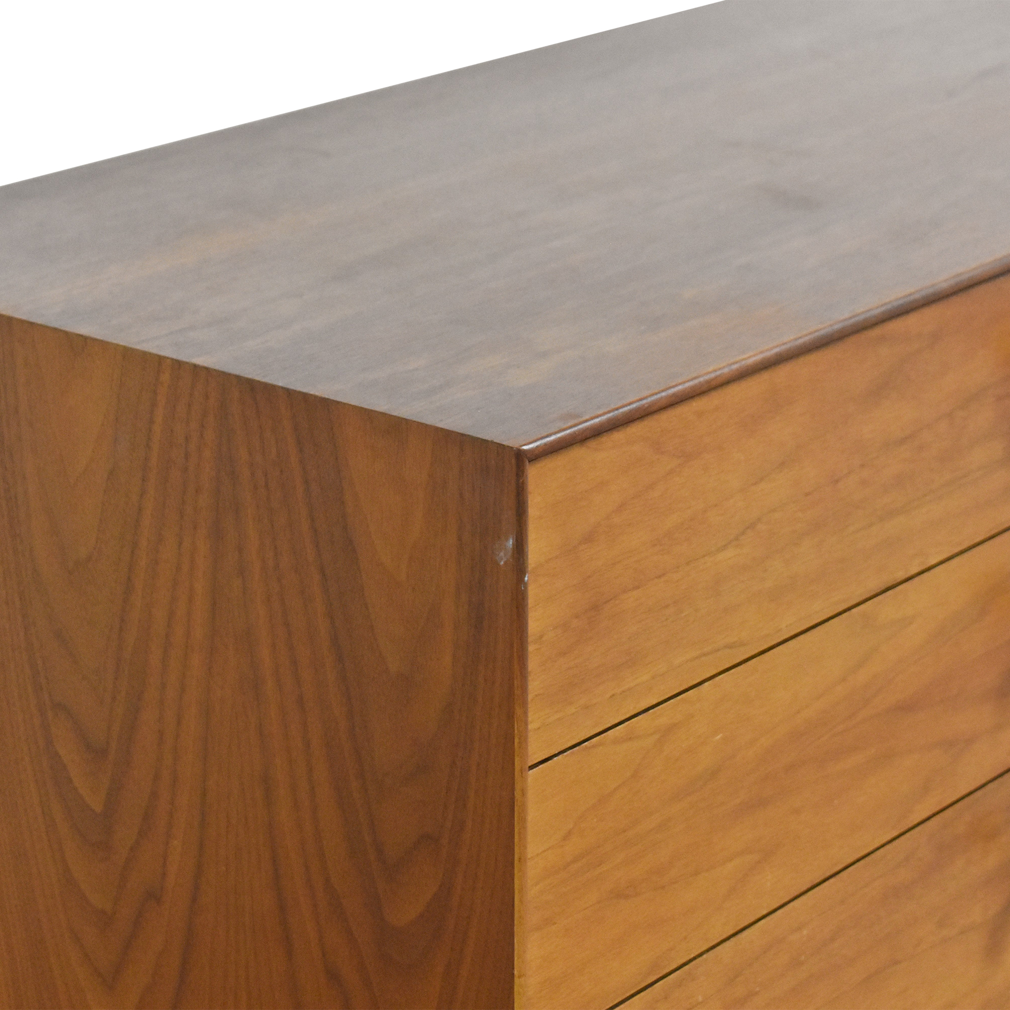 Herman Miller Herman Miller George Nelson Thin Edge Double Dresser Dressers