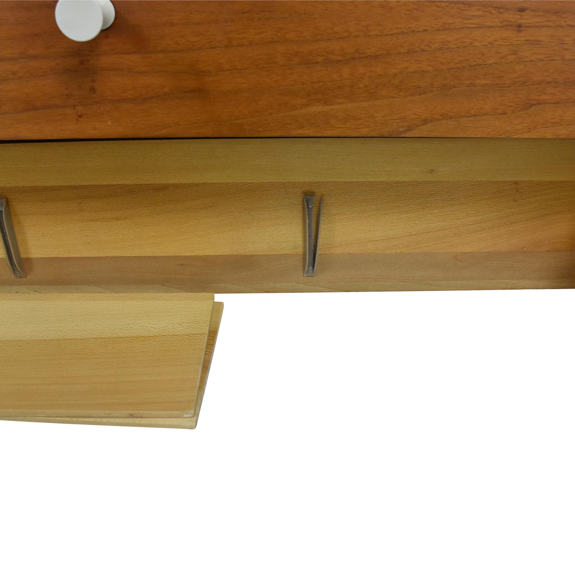 Herman Miller Herman Miller George Nelson Thin Edge Double Dresser second hand