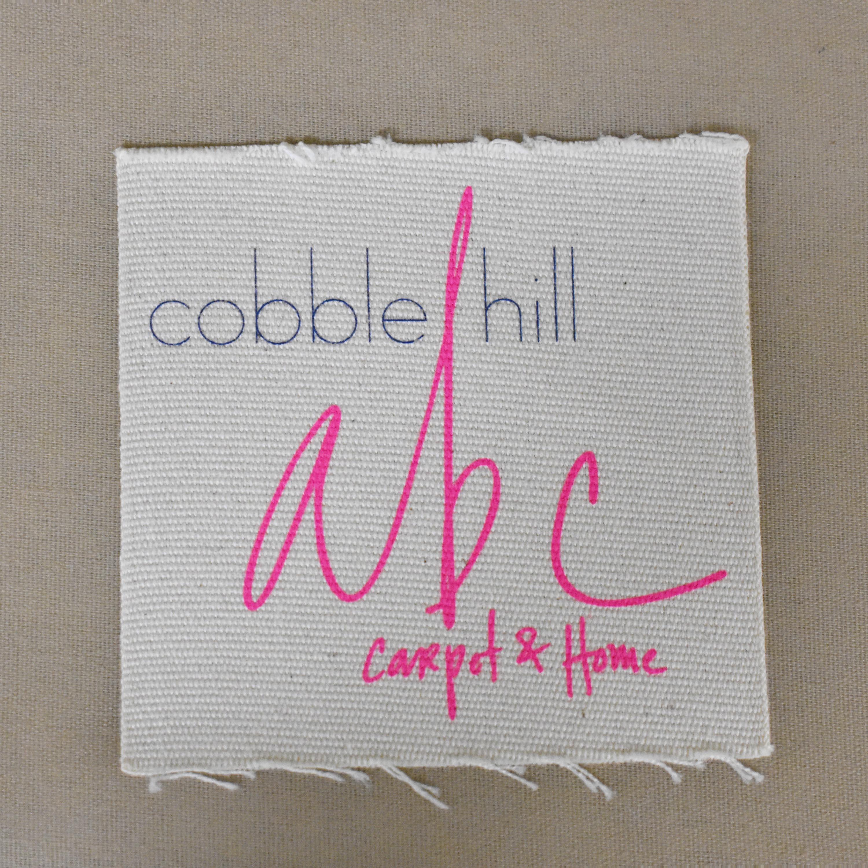 ABC Carpet & Home Cobble Hill Oxford Sectional Sofa sale