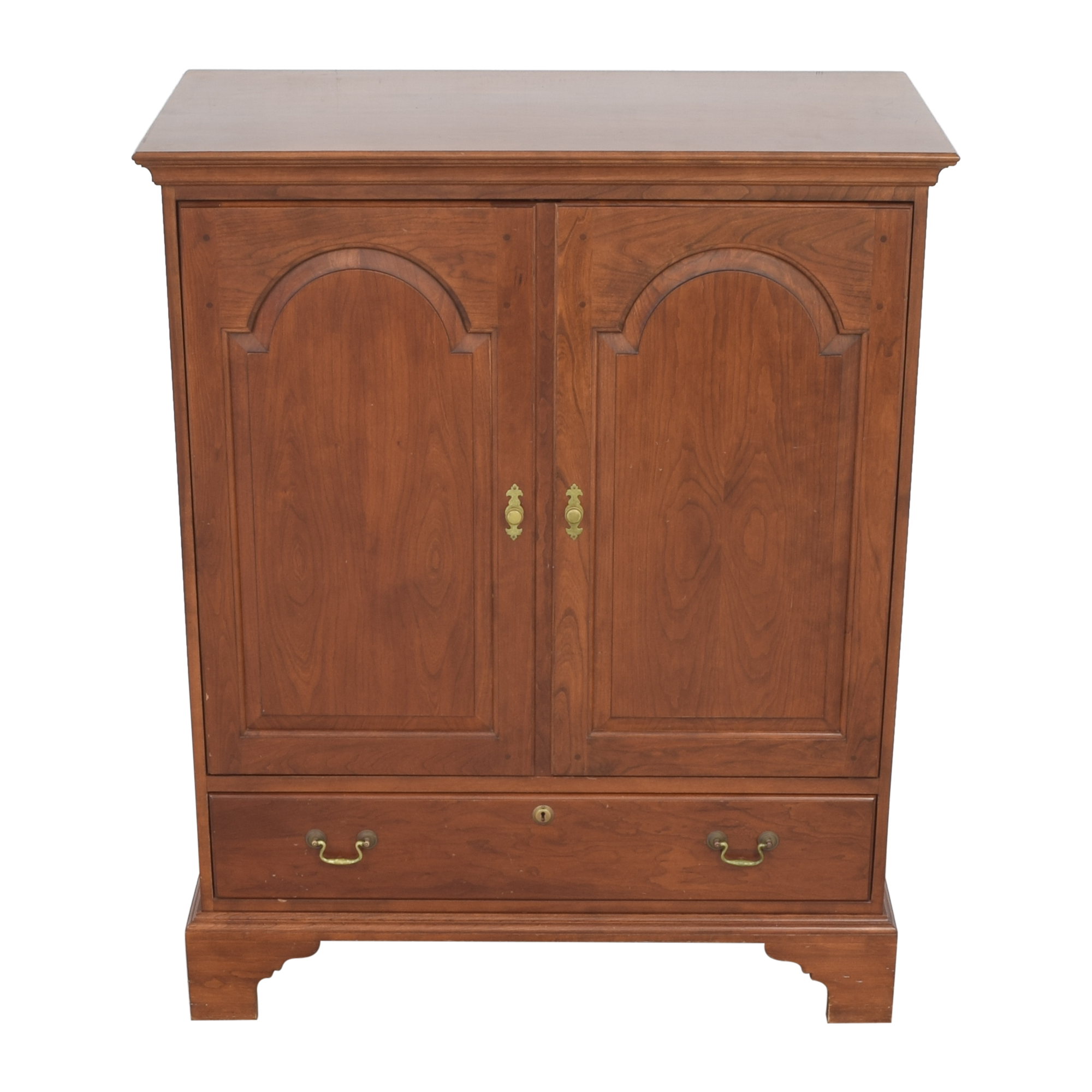 Stickley Furniture Stickley Furniture Media Cabinet dimensions