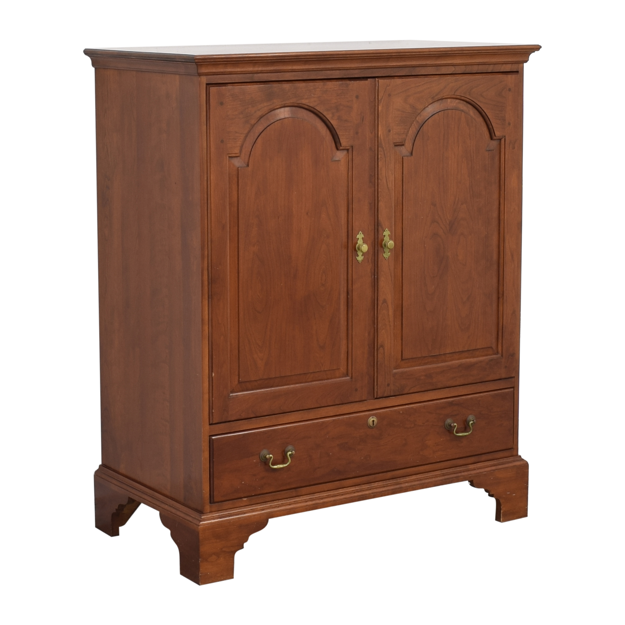 Stickley Furniture Stickley Furniture Media Cabinet Storage
