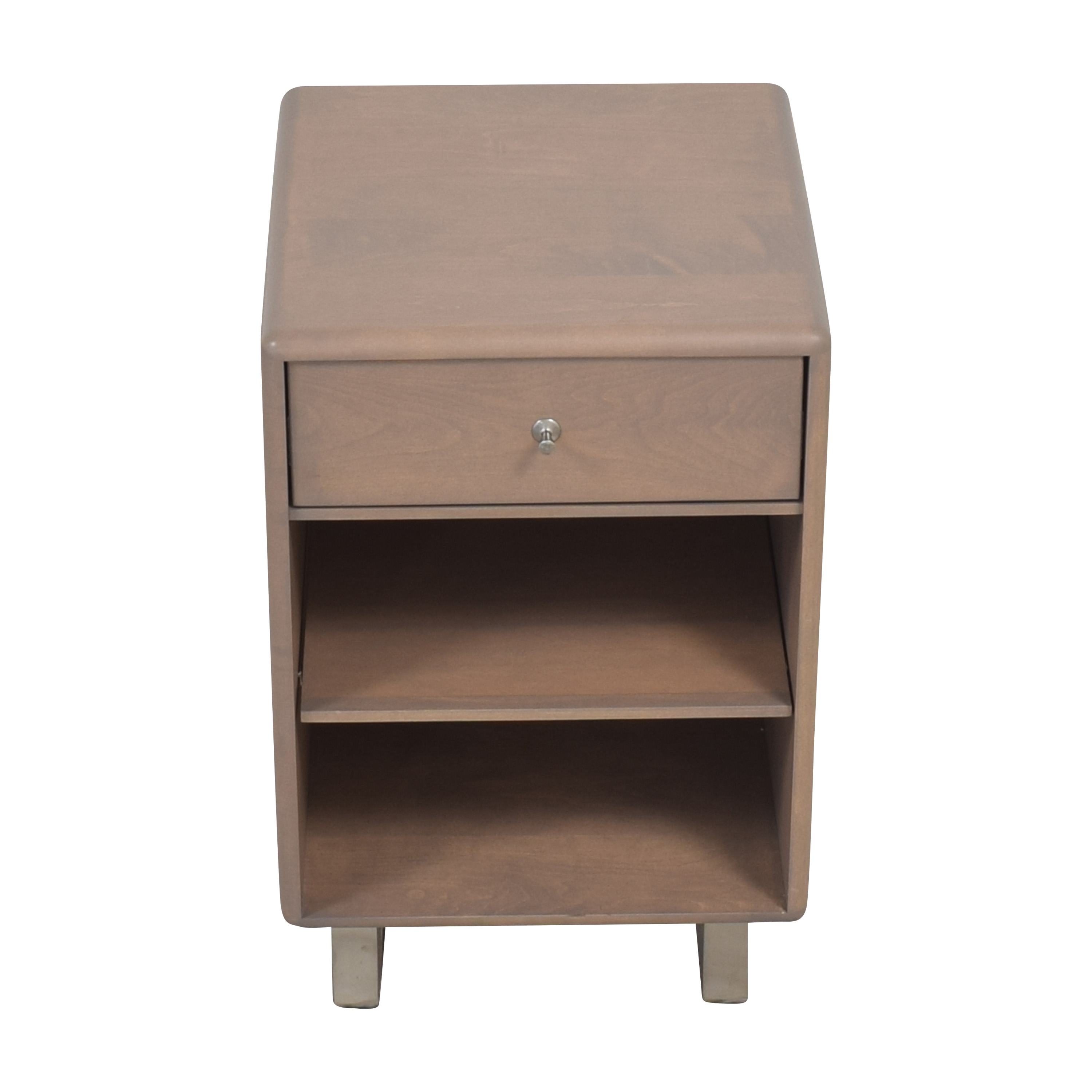 Room & Board Room & Board Whitney One Drawer Nightstand End Tables