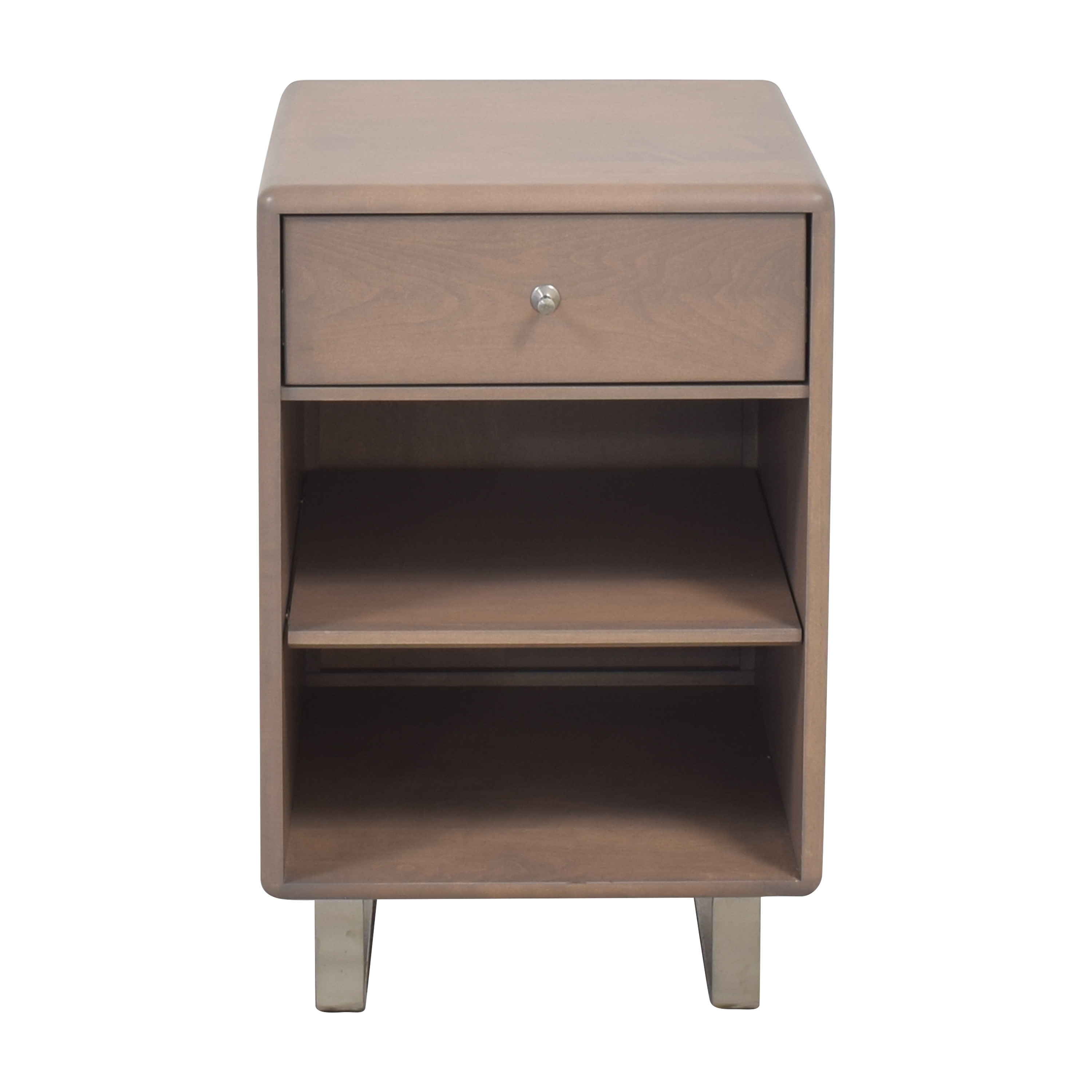 Room & Board Room & Board Whitney One Drawer Nightstand brown
