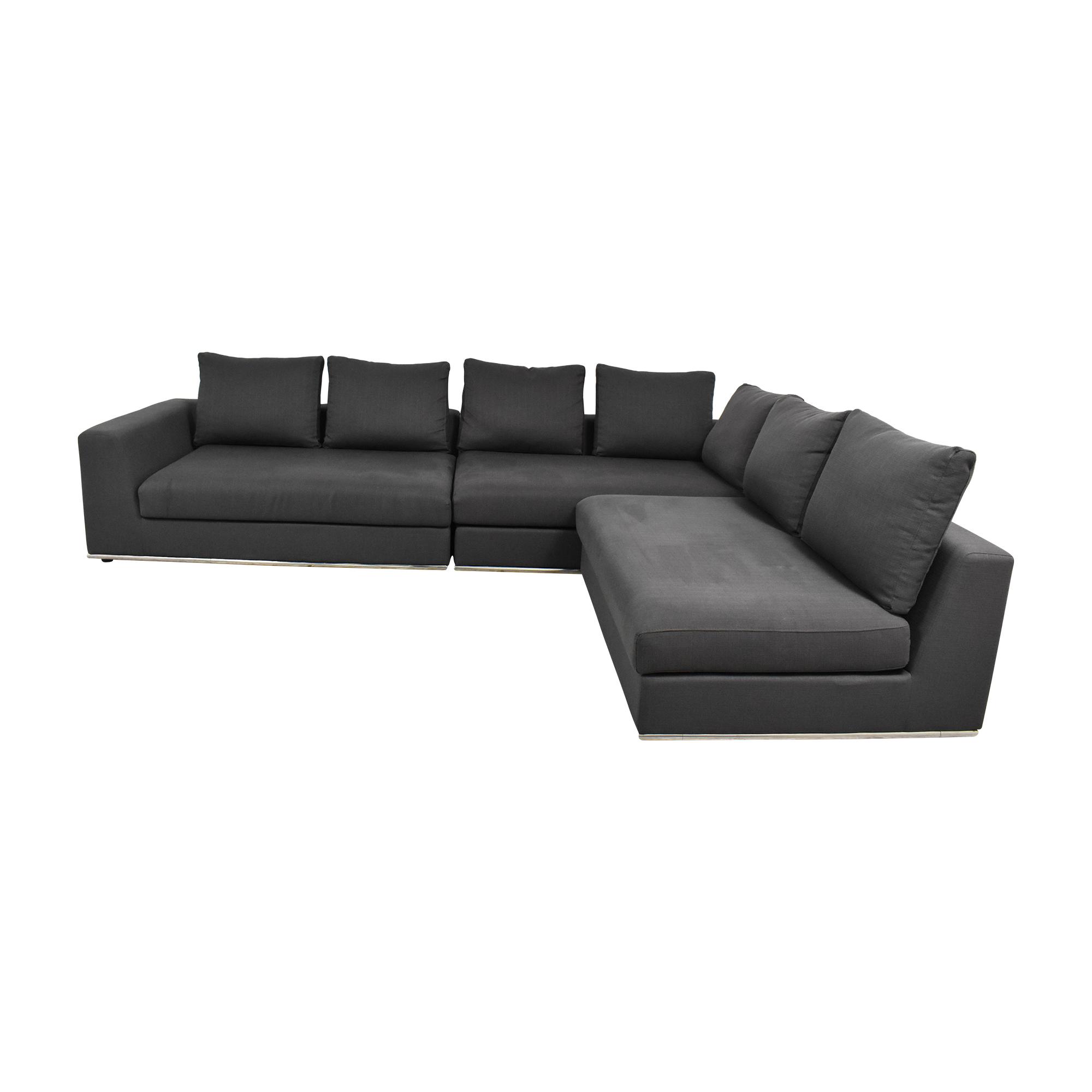 Modani Modani Giovani Three Piece Sectional Sofa price