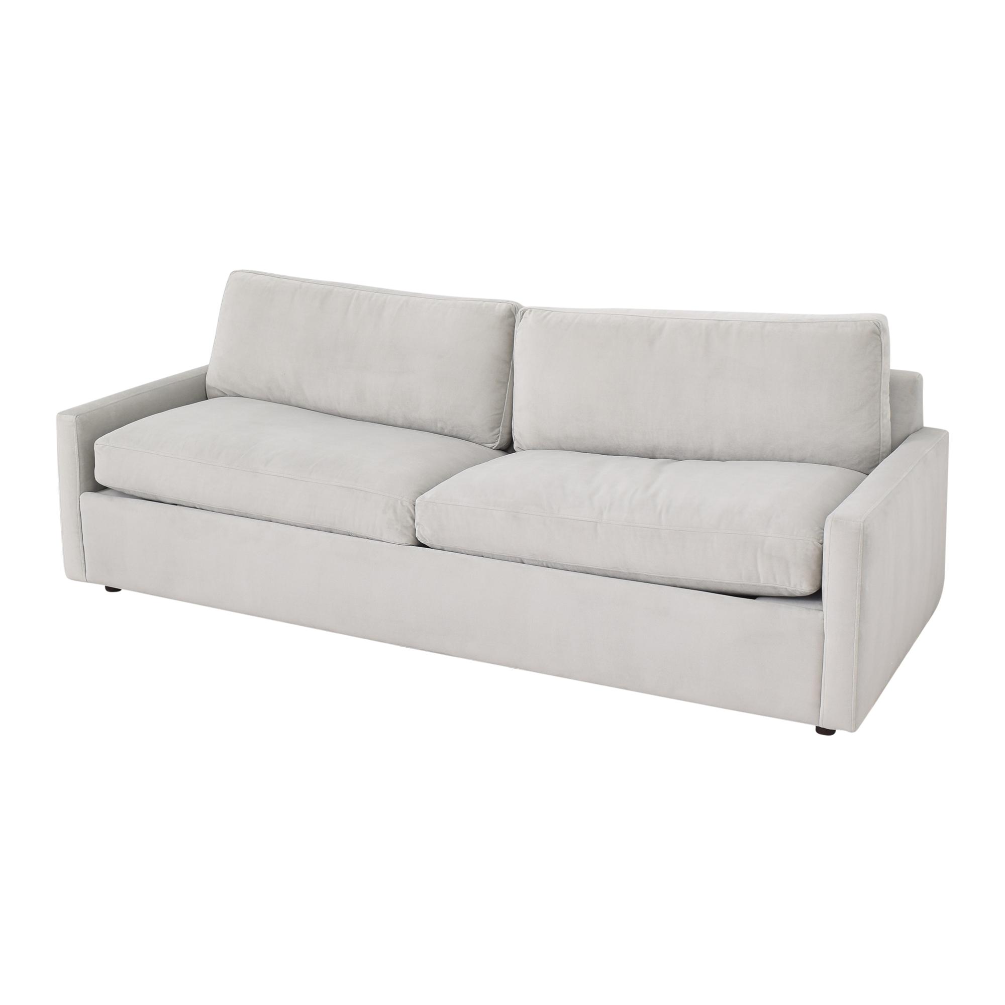 Room & Board Room & Board Easton Queen Sleeper Sofa pa