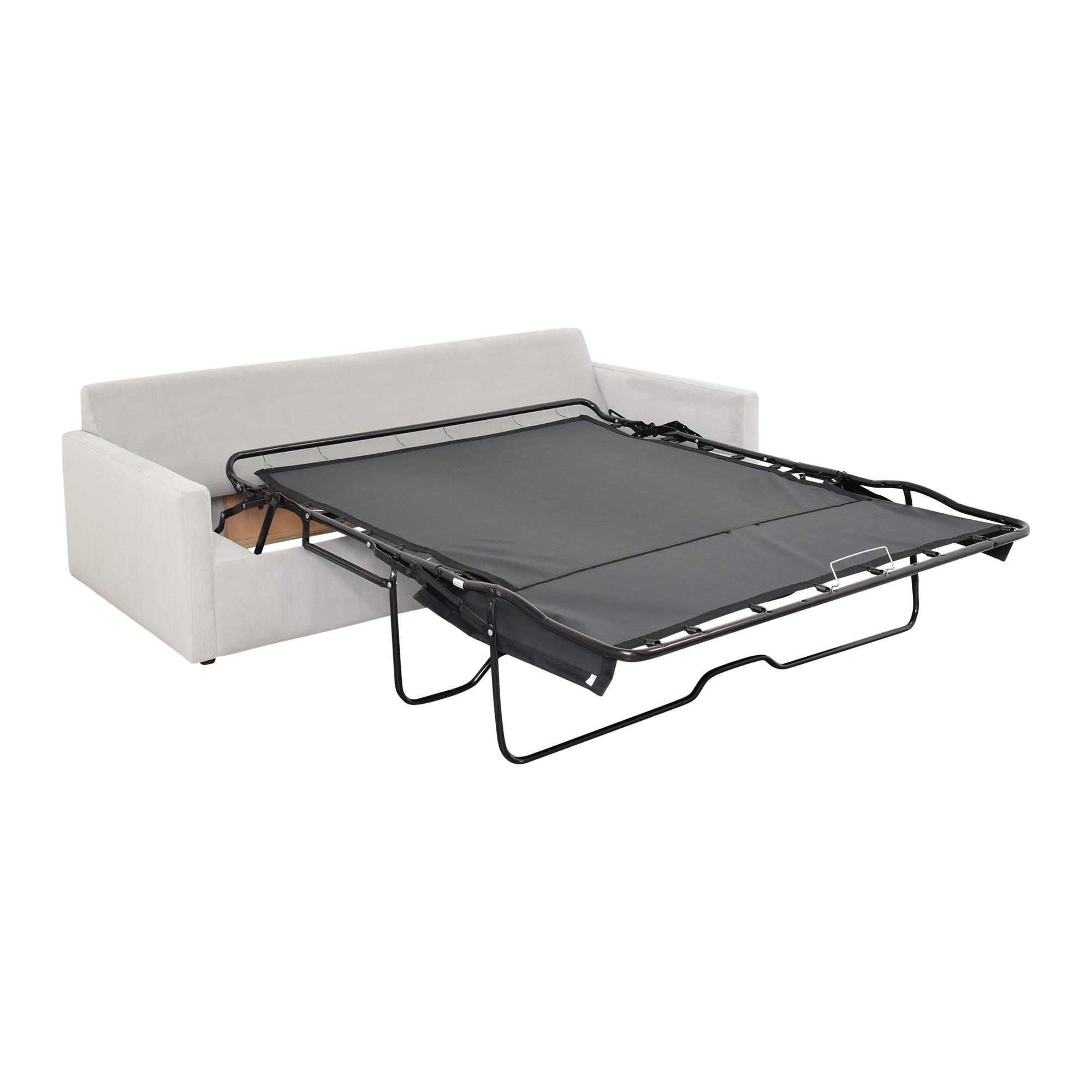 buy Room & Board Easton Queen Sleeper Sofa Room & Board Sofa Beds