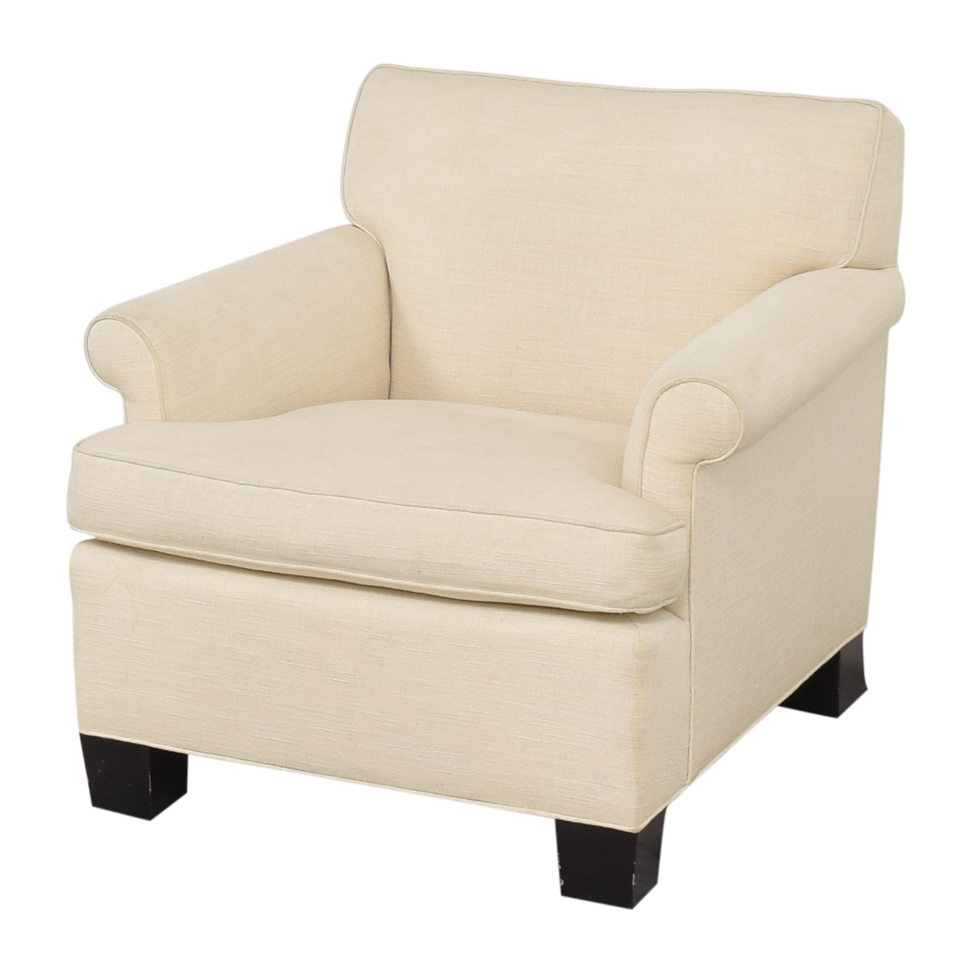 shop Brunschwig & Fils Custom Odom Chair Brunschwig & Fils Accent Chairs