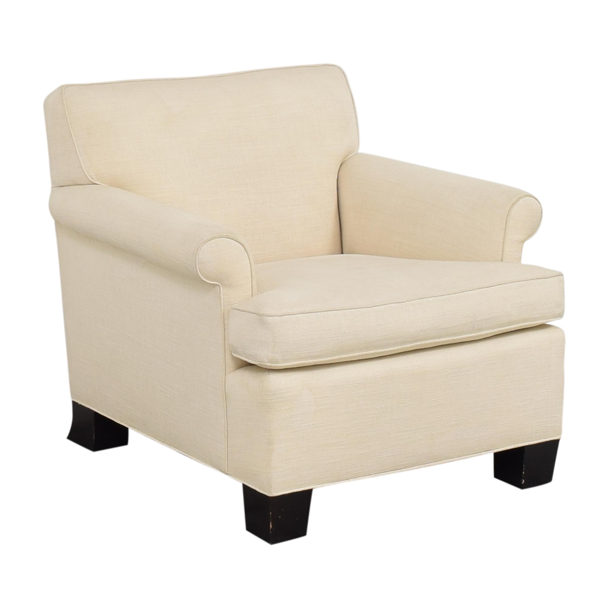 Brunschwig & Fils Brunschwig & Fils Custom Odom Chair for sale