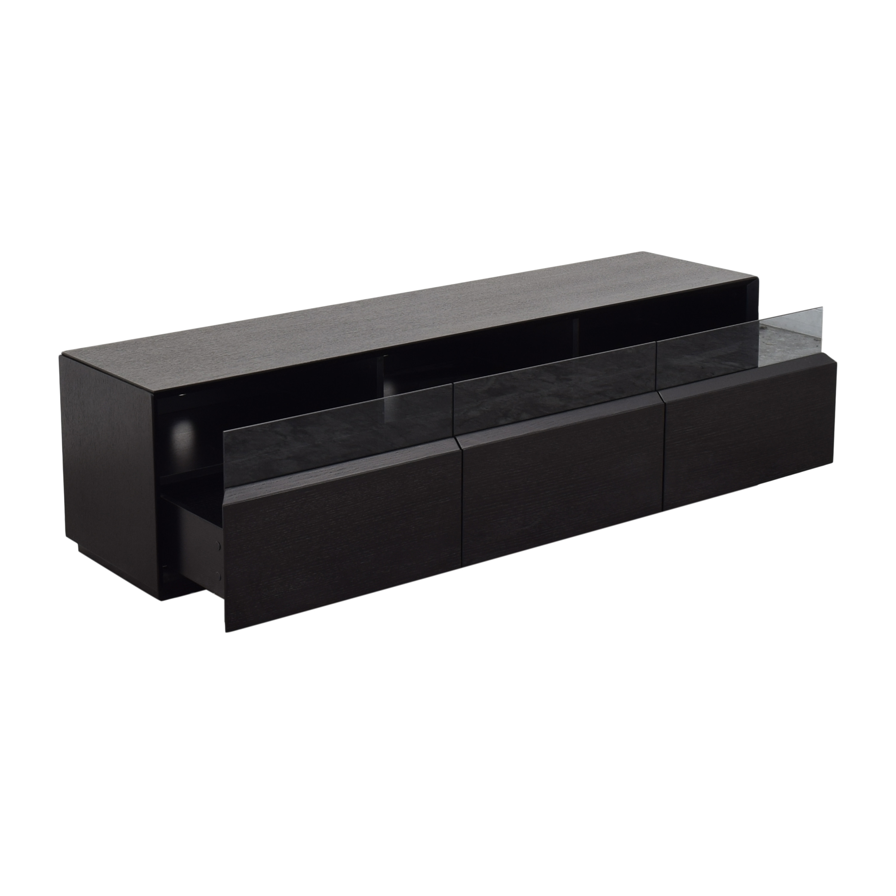 J&M Furniture J&M Contemporary TV Stand Storage