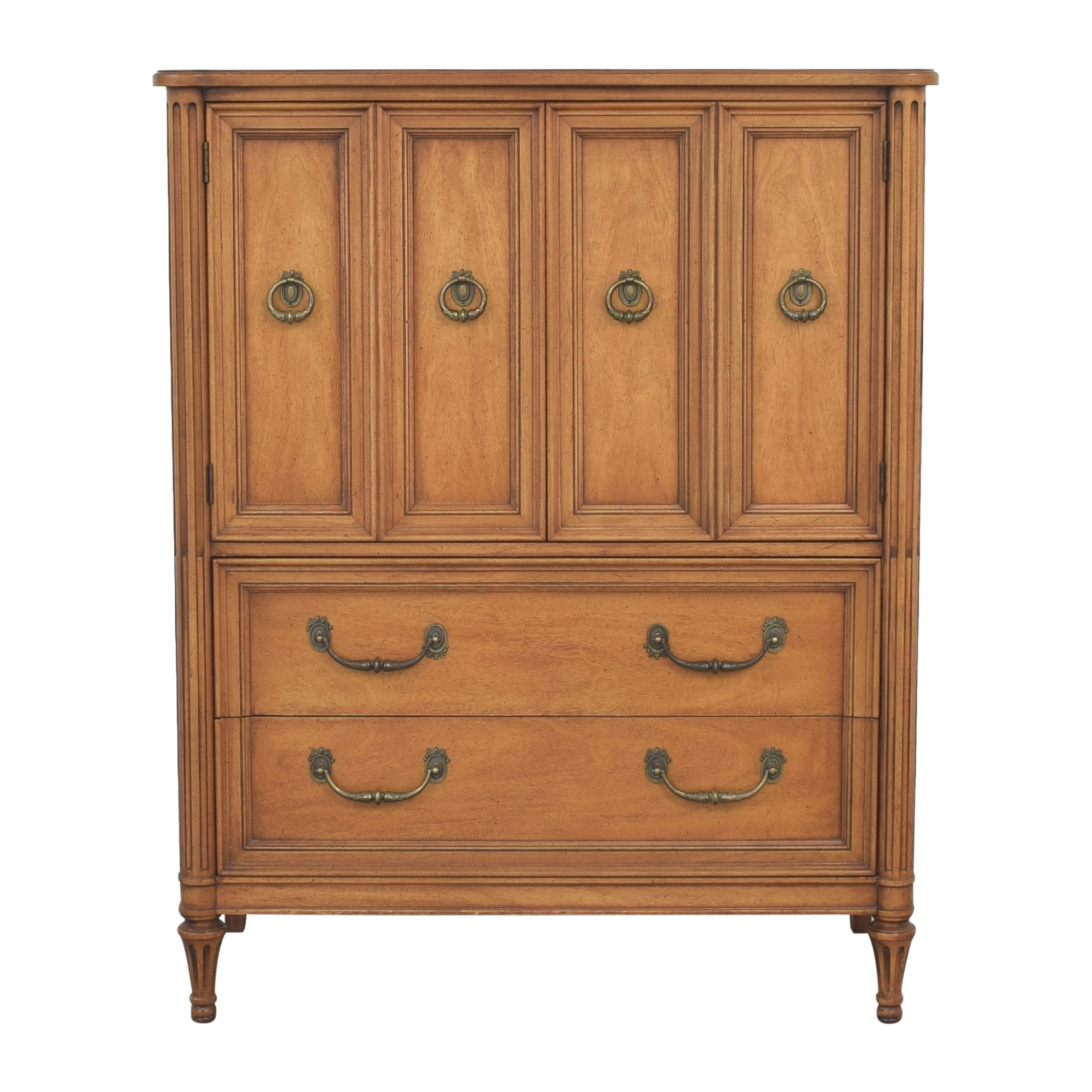 Henredon Furniture Henredon Furniture Two Door Armoire on sale