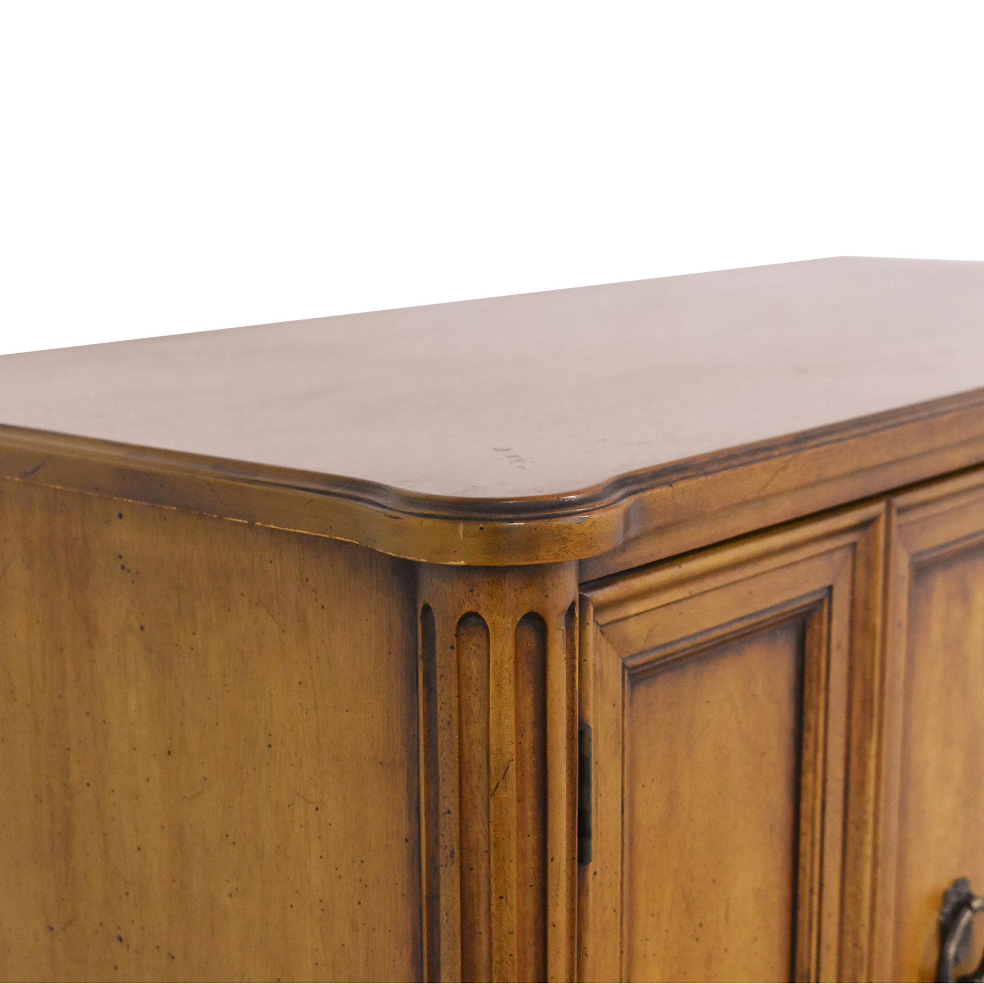 Henredon Furniture Two Door Armoire sale