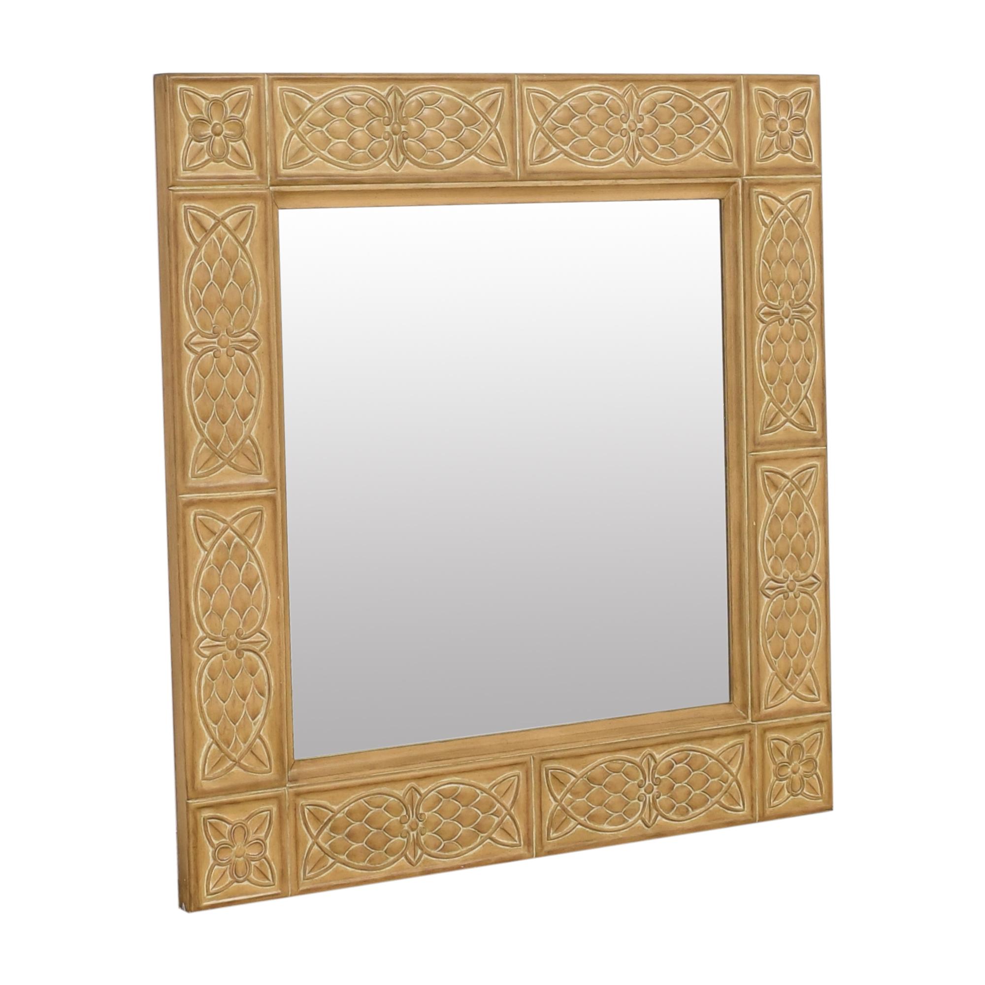 Lexington Furniture Lexington Decorative Framed Wall Mirror Mirrors