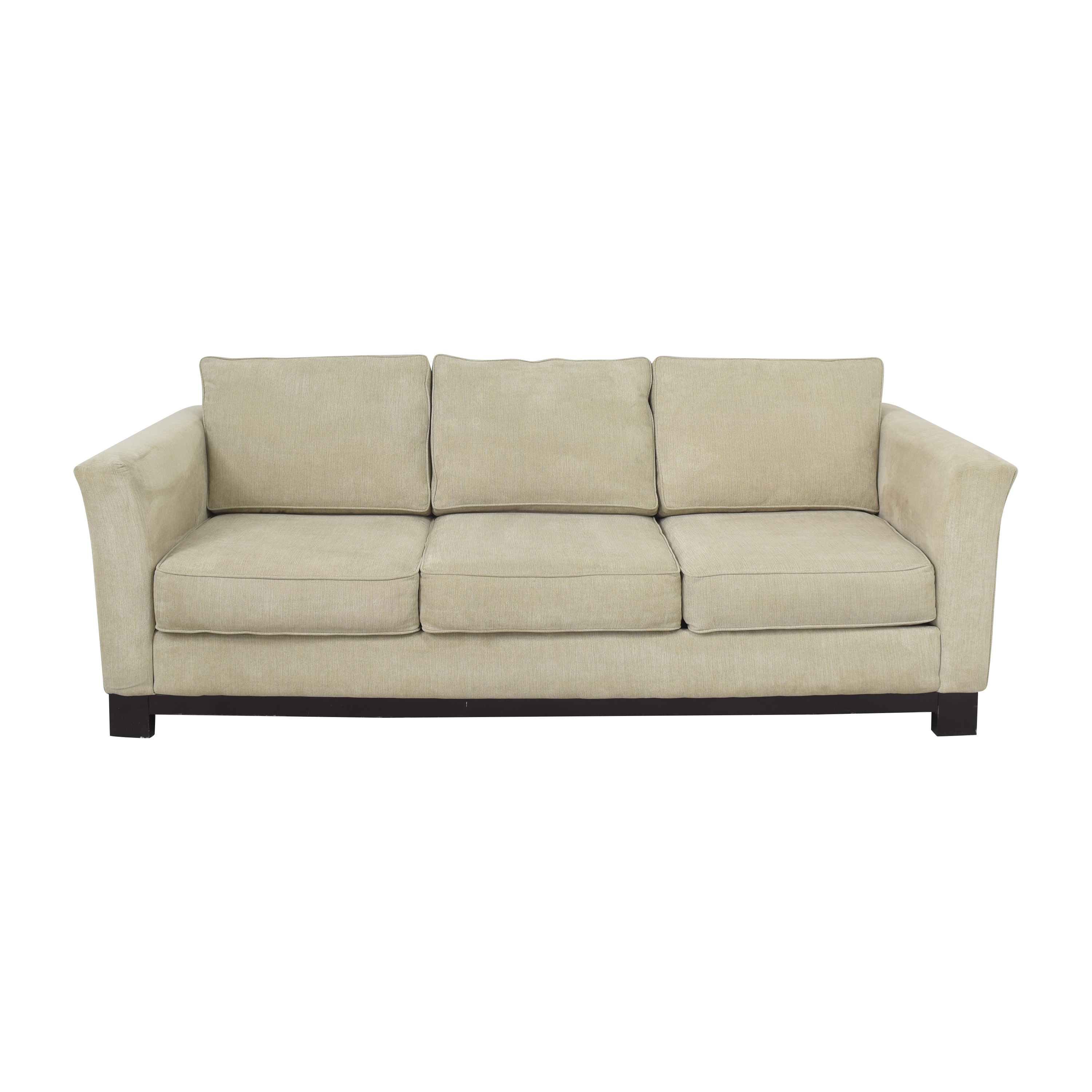 buy Havertys Havertys Three Cushion Sofa online