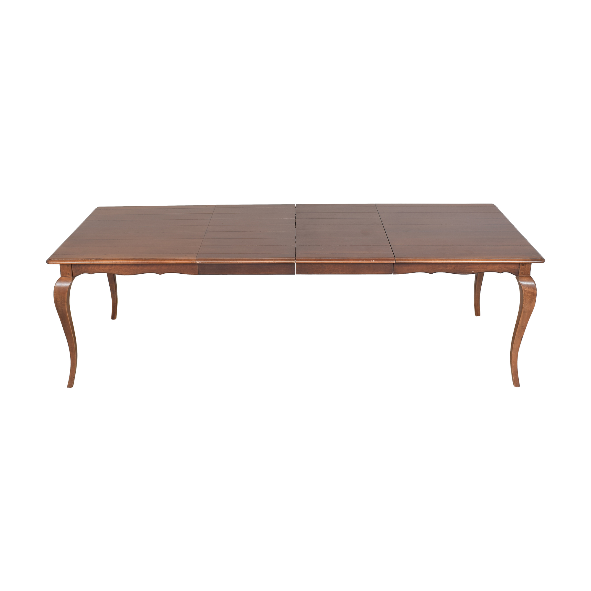 buy Hickory Chair Extendable Dining Table Hickory Chair Dinner Tables
