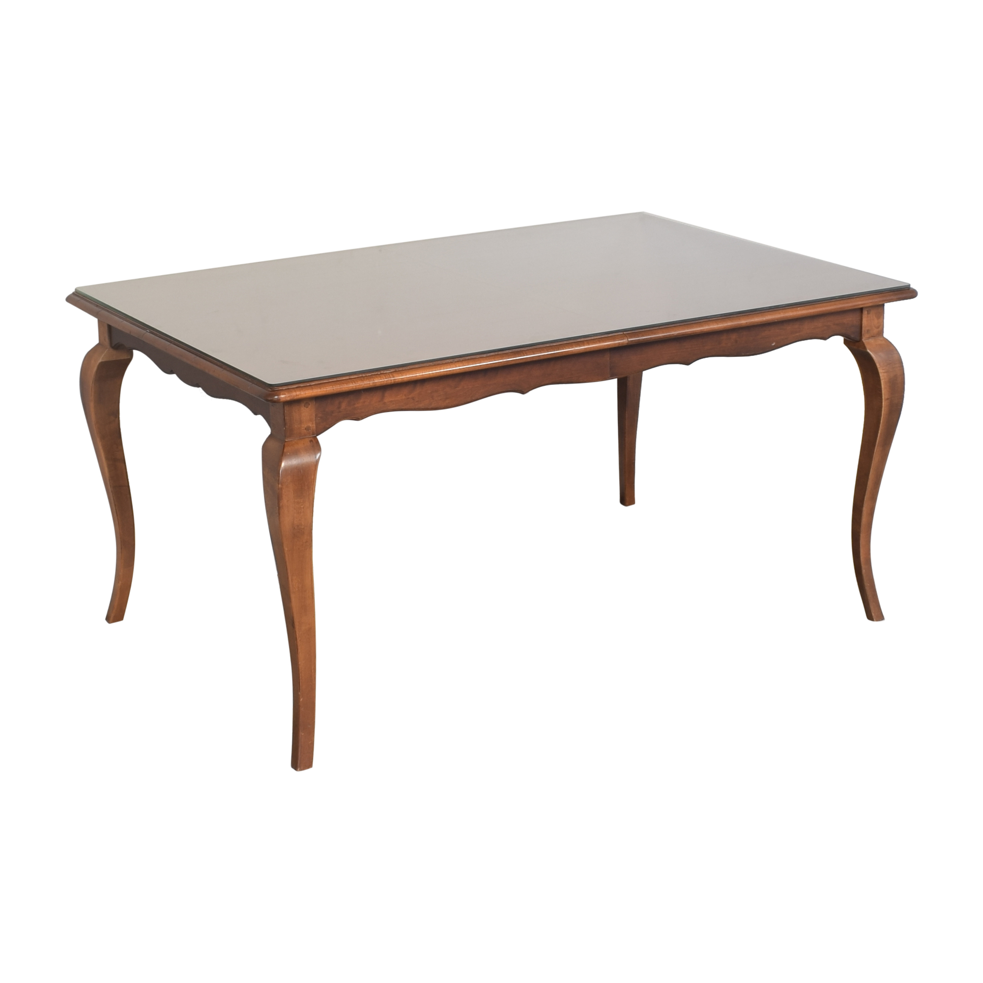 Hickory Chair Hickory Chair Extendable Dining Table for sale