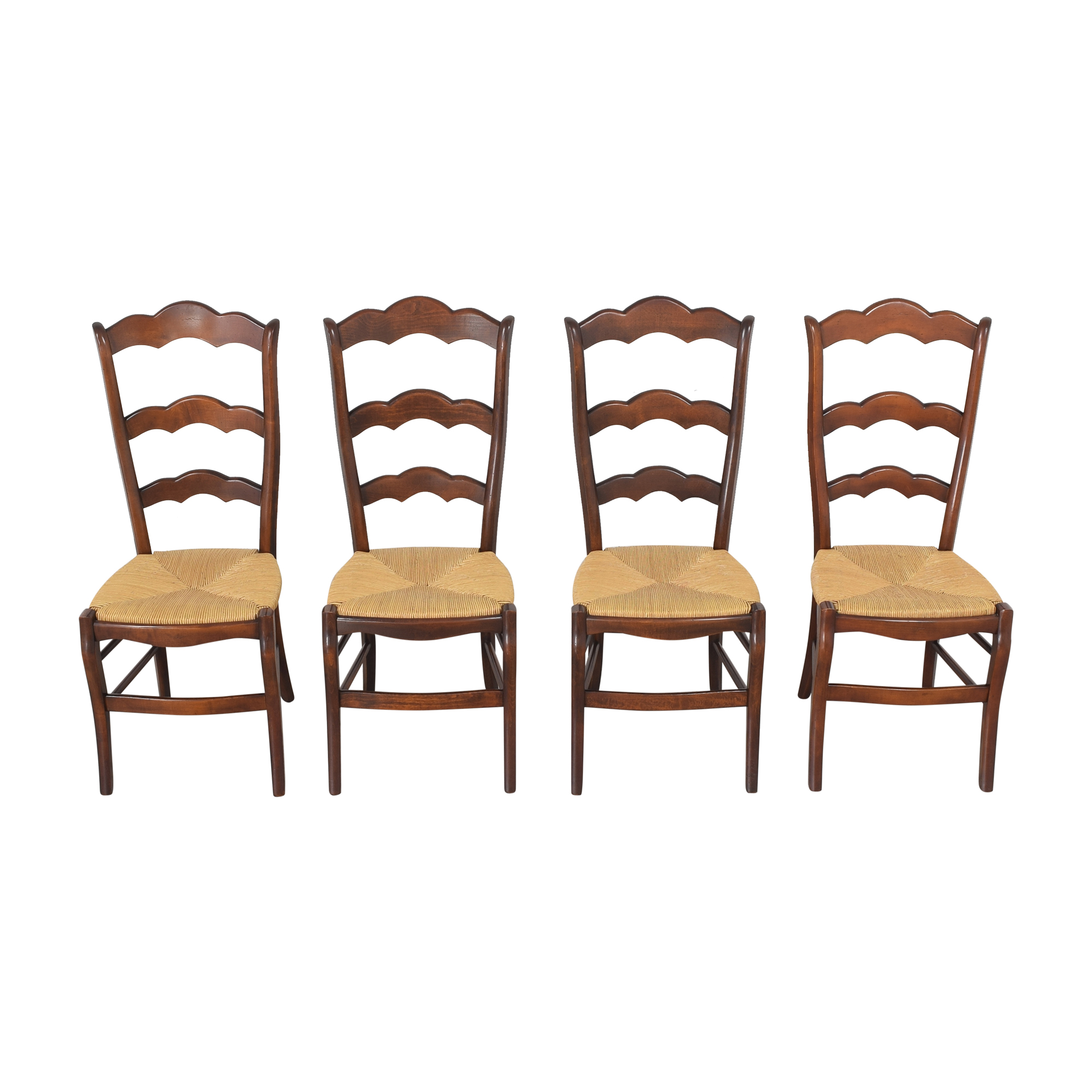Hickory Chair Ladder Back Dining Chairs Hickory Chair