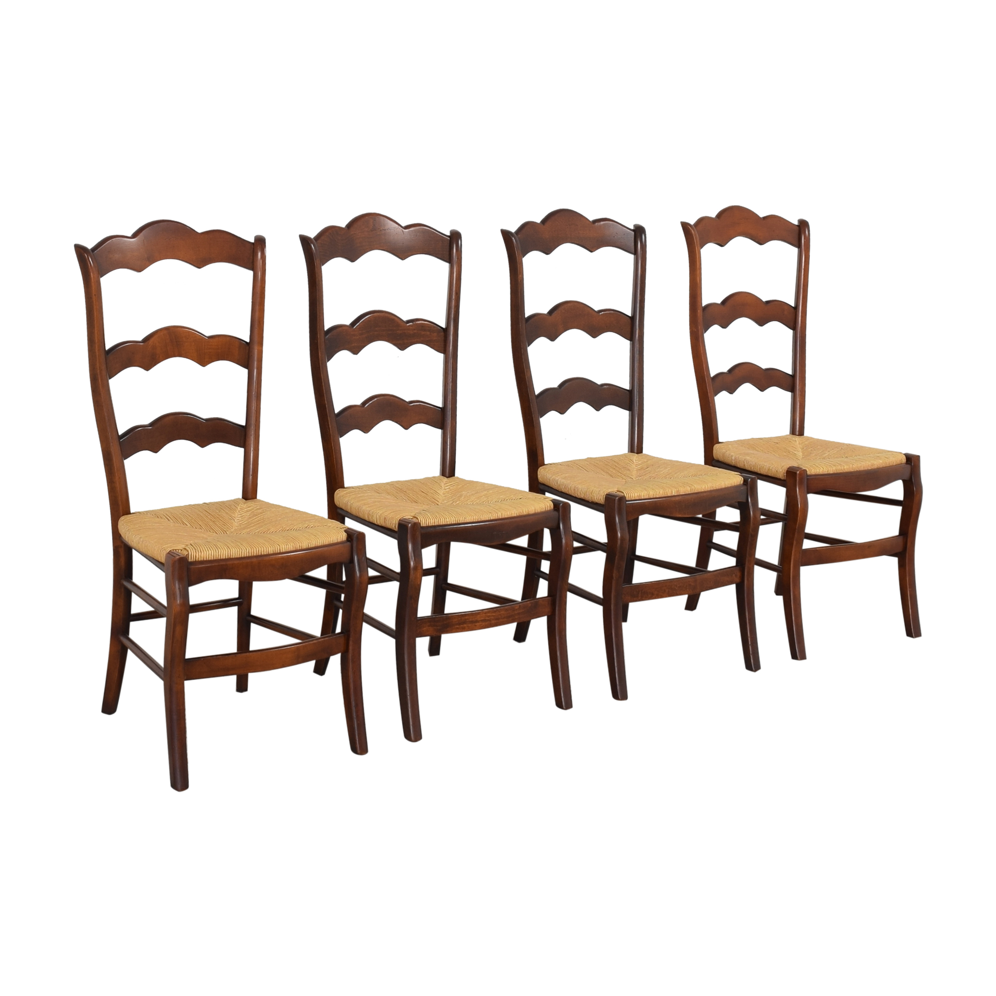 Hickory Chair Hickory Chair Ladder Back Dining Chairs on sale