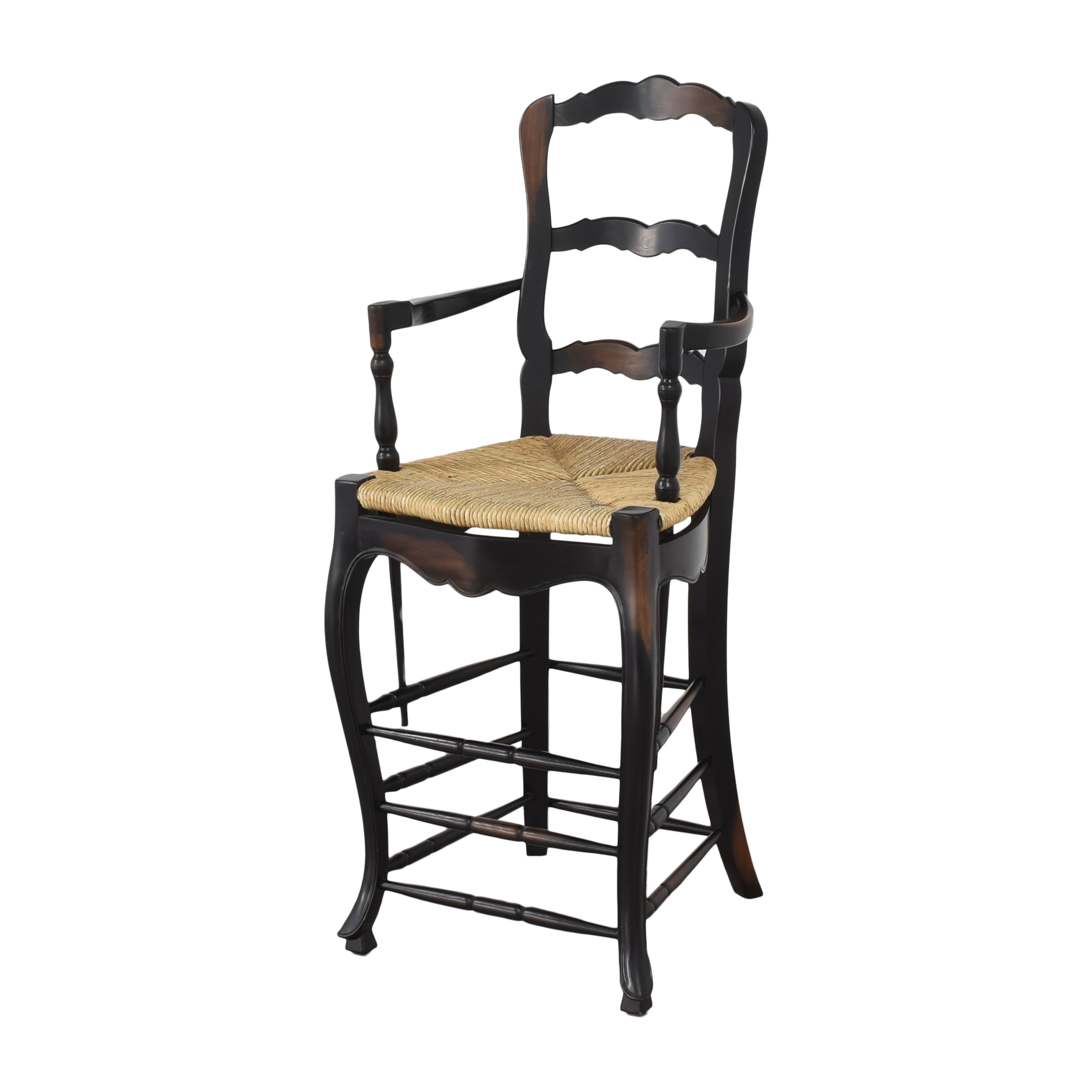 French Country Ladderback Stools / Chairs