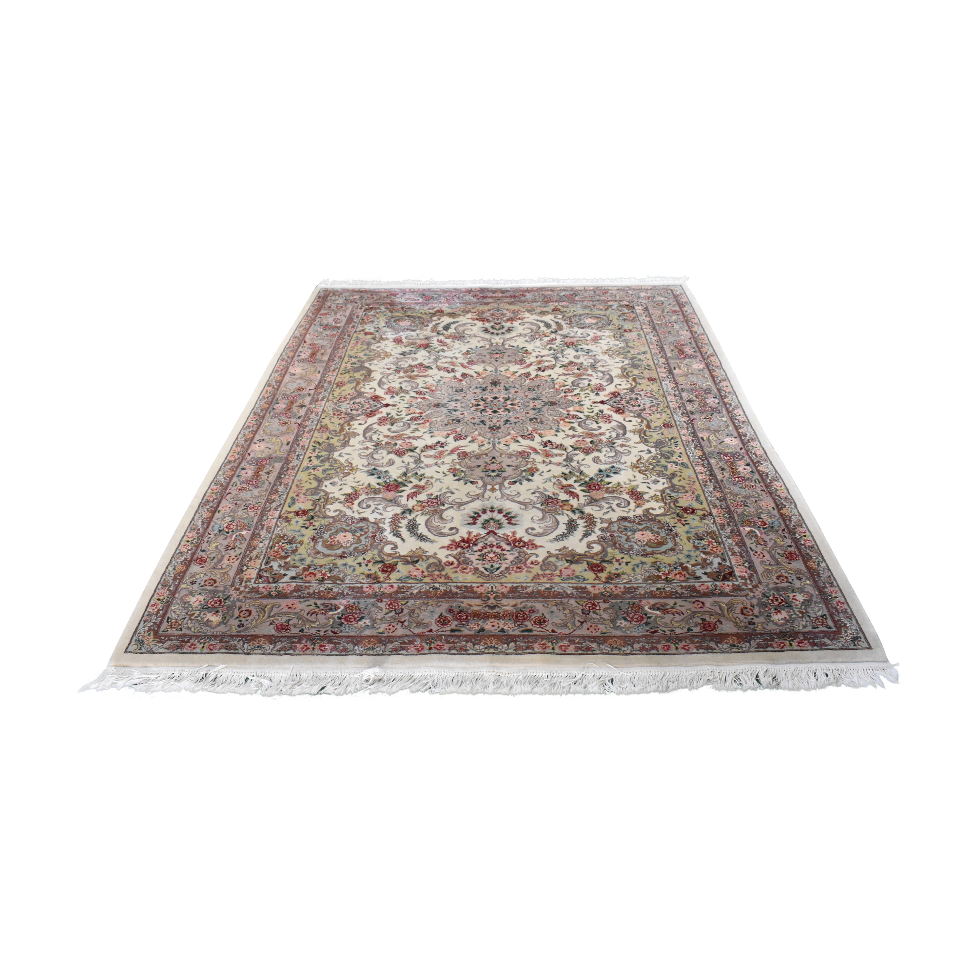 shop Persian Style Area Rug