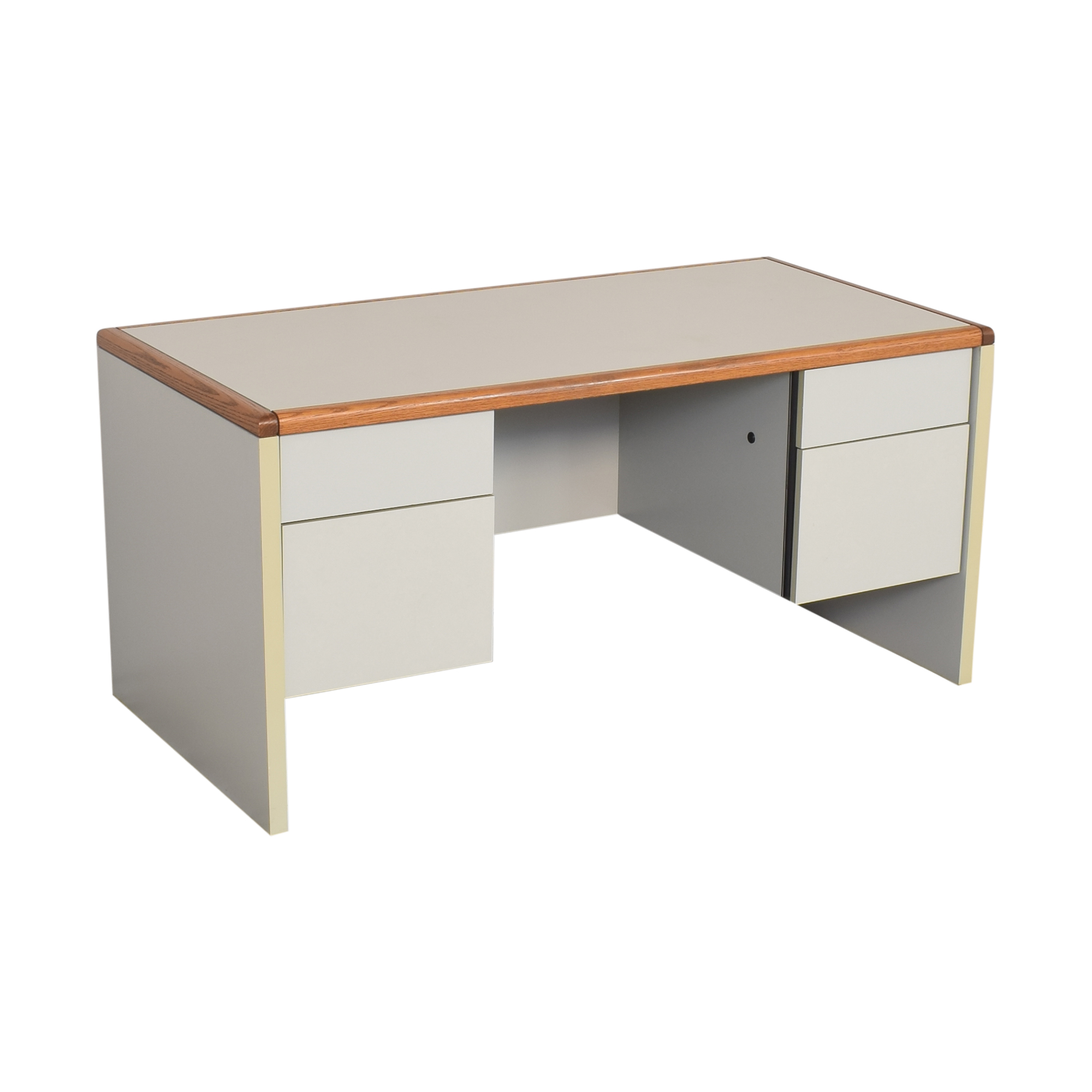 Desk with Four Drawers nj