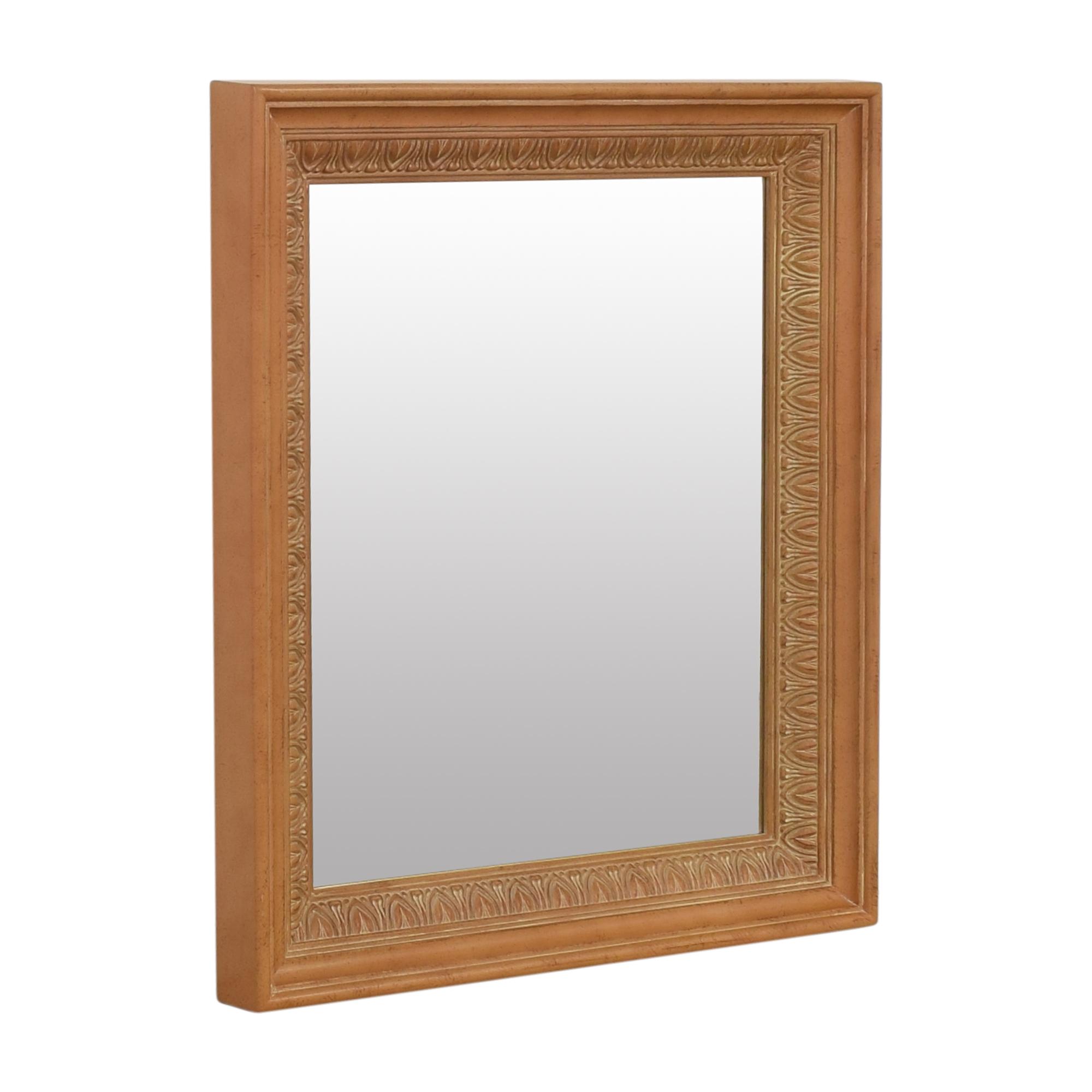 Thomasville Thomasville Carved Wall Mirror