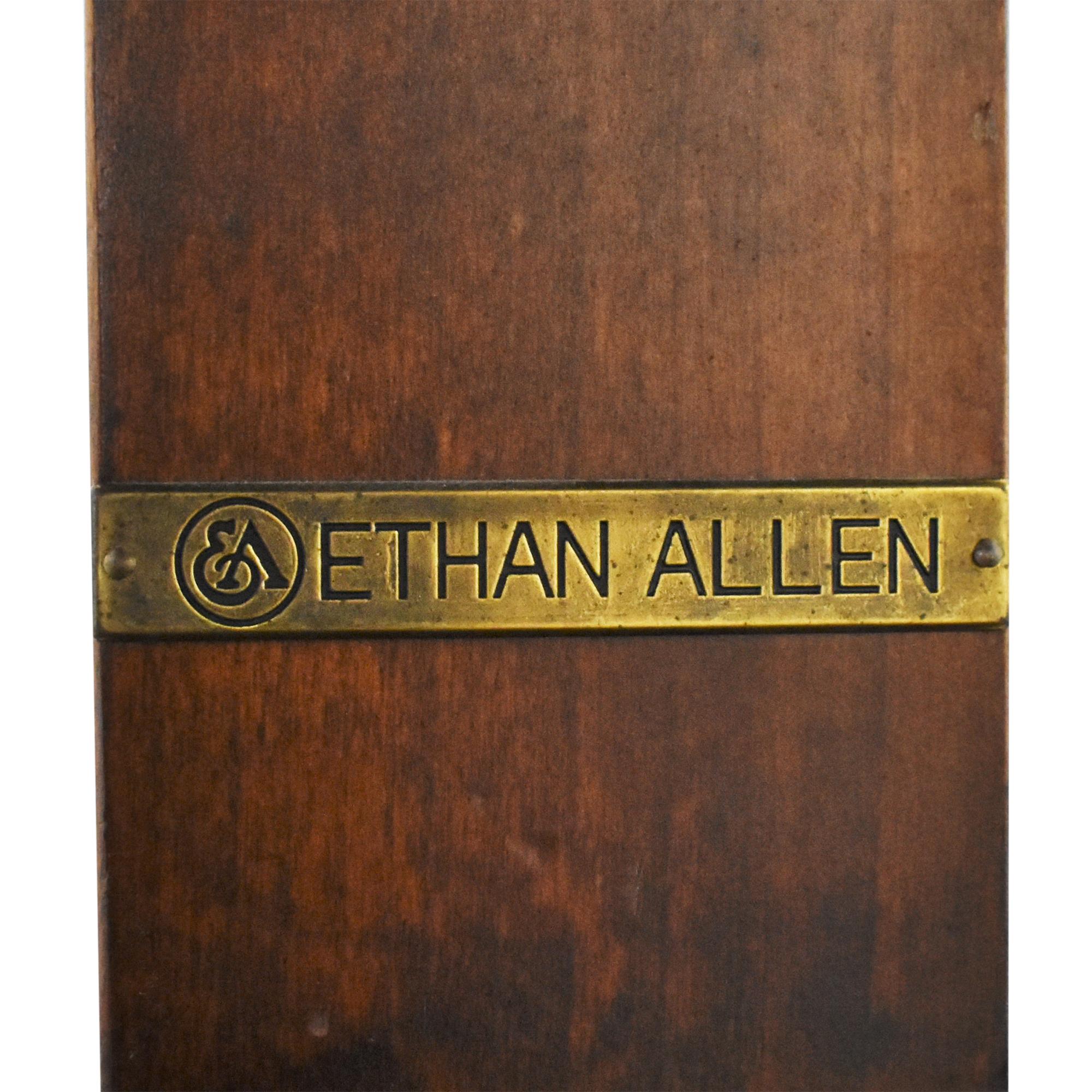 Ethan Allen Ethan Allen Seaver Library Table nyc