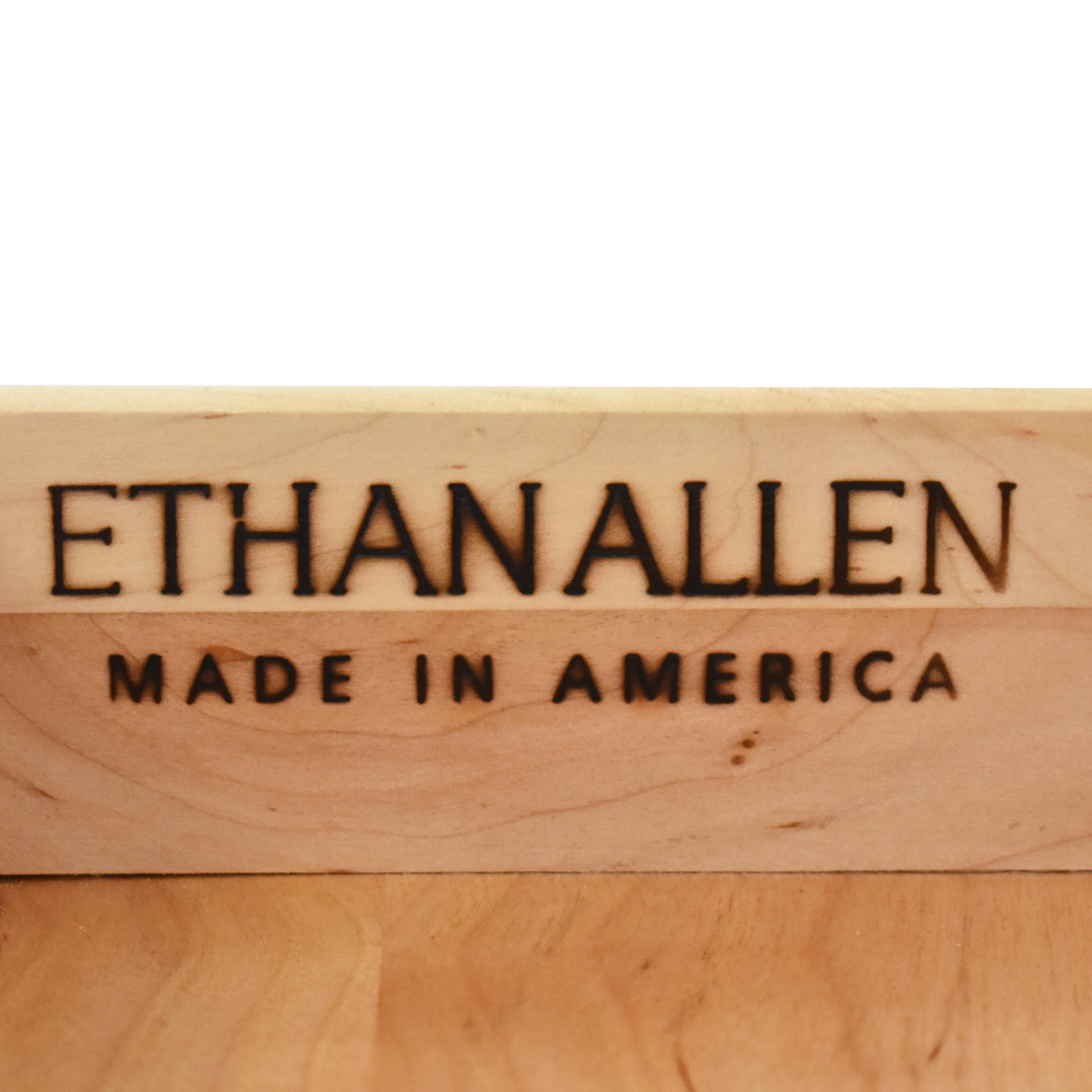 Ethan Allen Ethan Allen Single Drawer End Table second hand