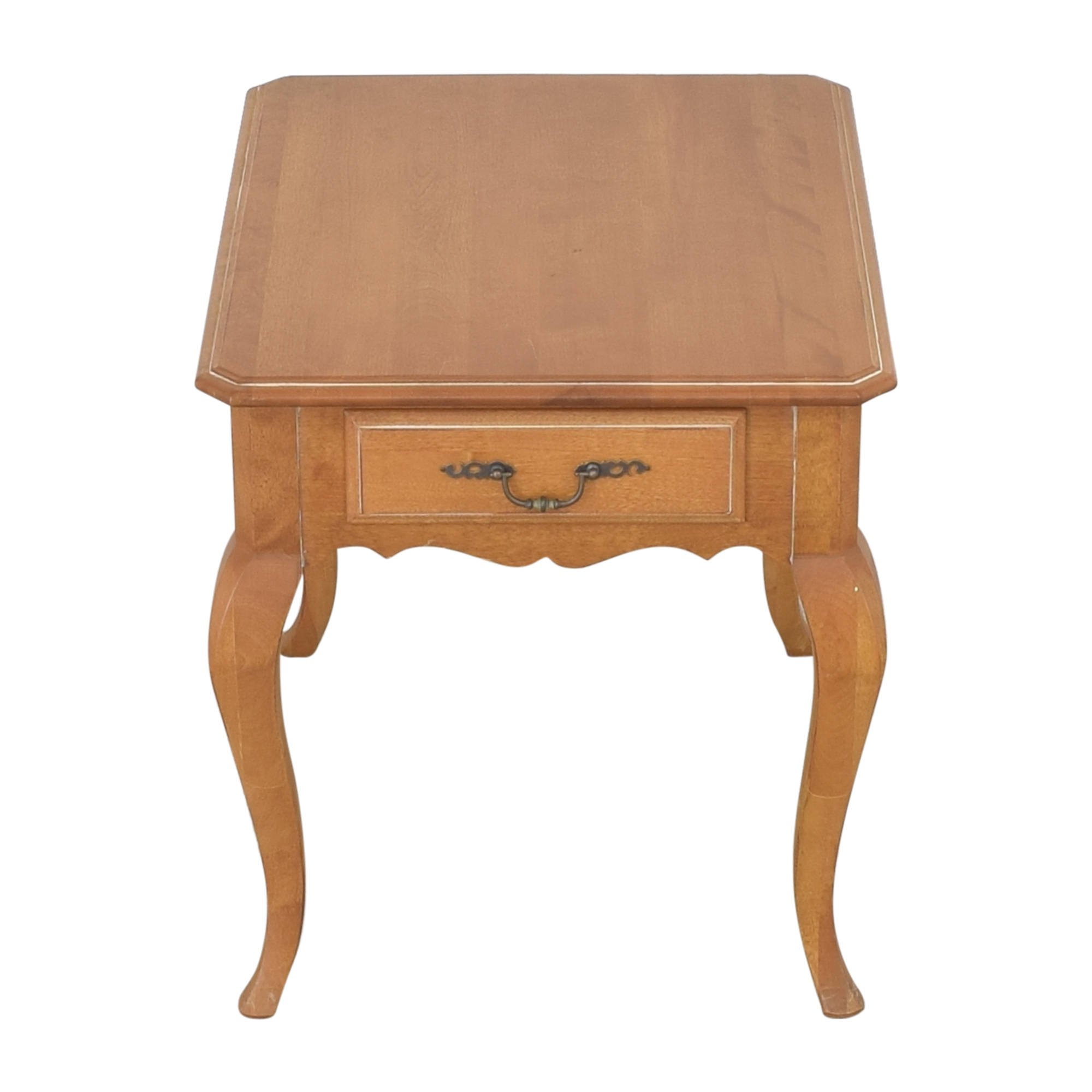 Ethan Allen Ethan Allen Country French Side Table