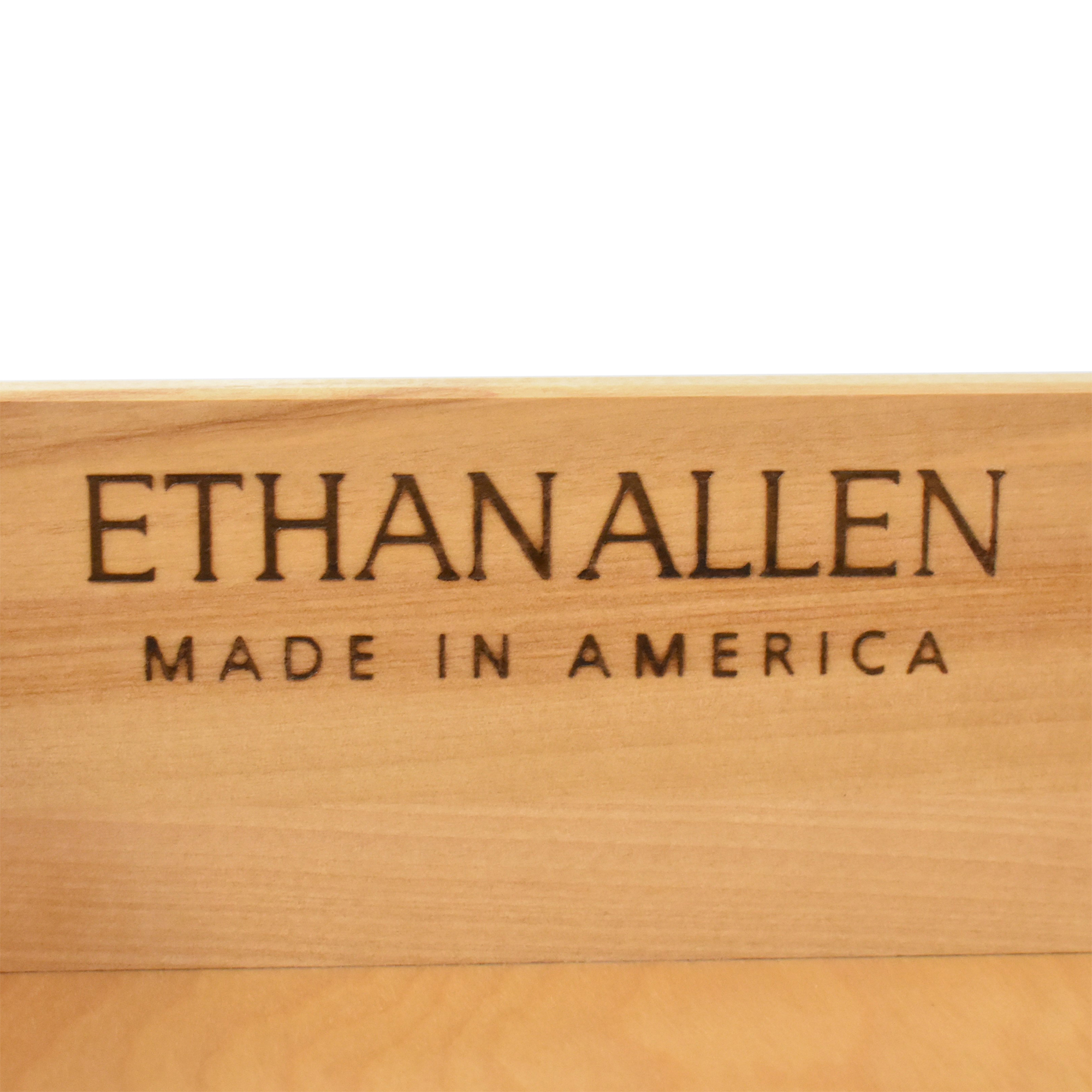 buy Ethan Allen Country French Side Table Ethan Allen Tables