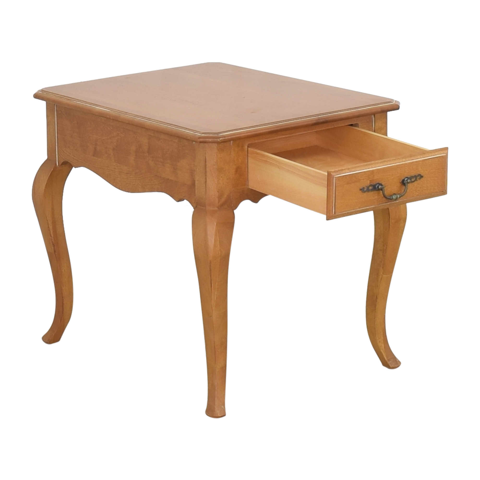 Ethan Allen Ethan Allen Country French Side Table End Tables