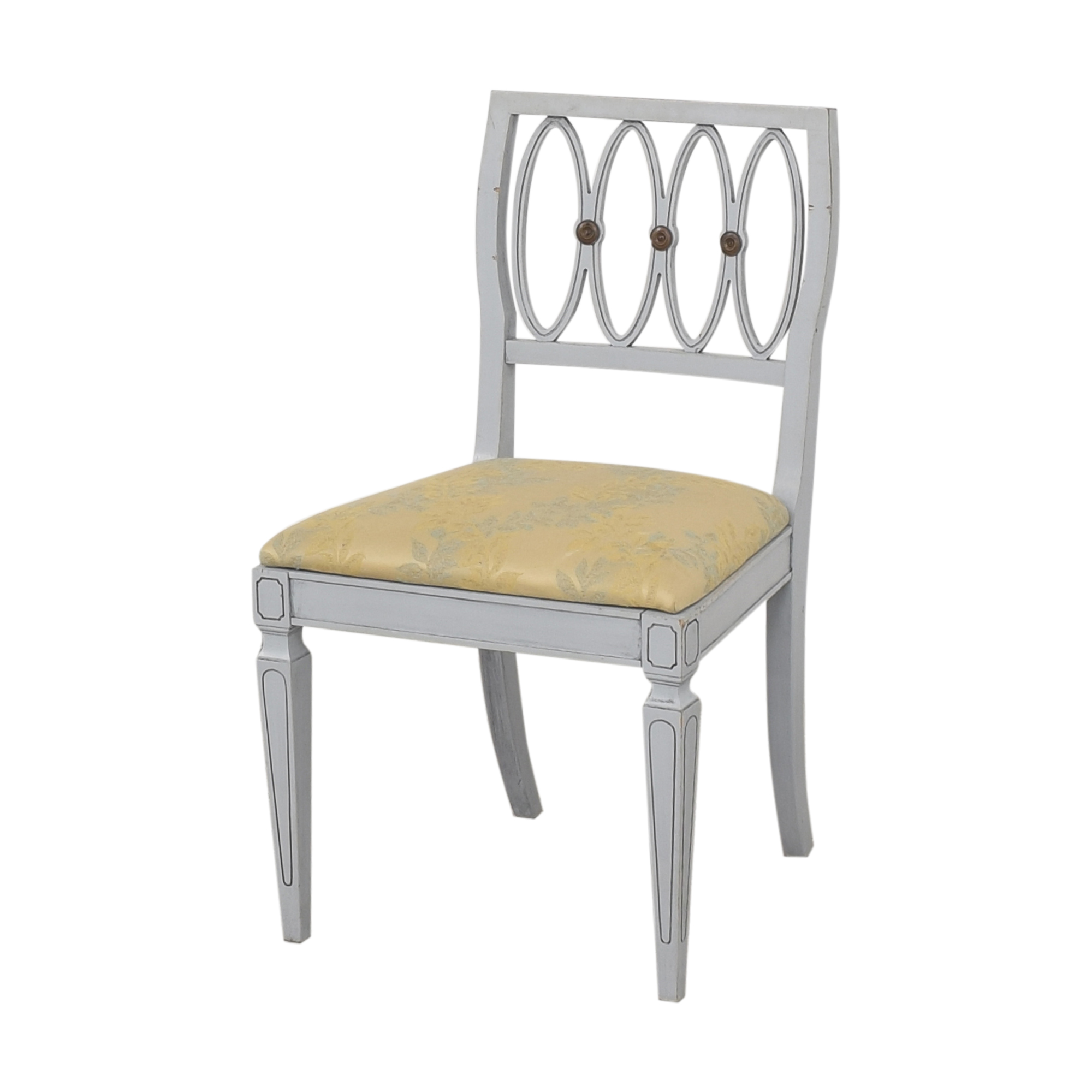 Thomasville Thomasville Hollywood Regency Style Dining Chairs Chairs