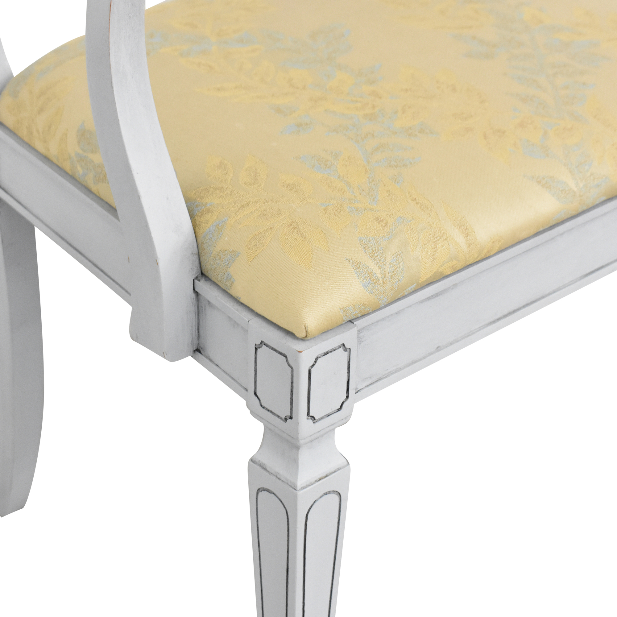 buy Thomasville Hollywood Regency Style Dining Chairs Thomasville