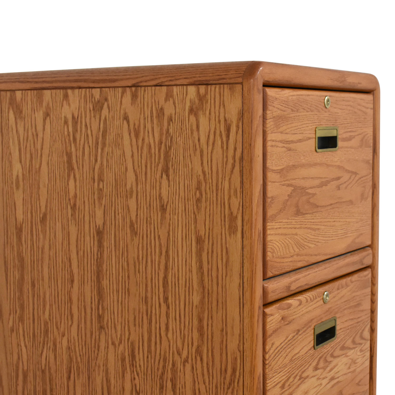 Four Drawer Vertical File Cabinet Storage