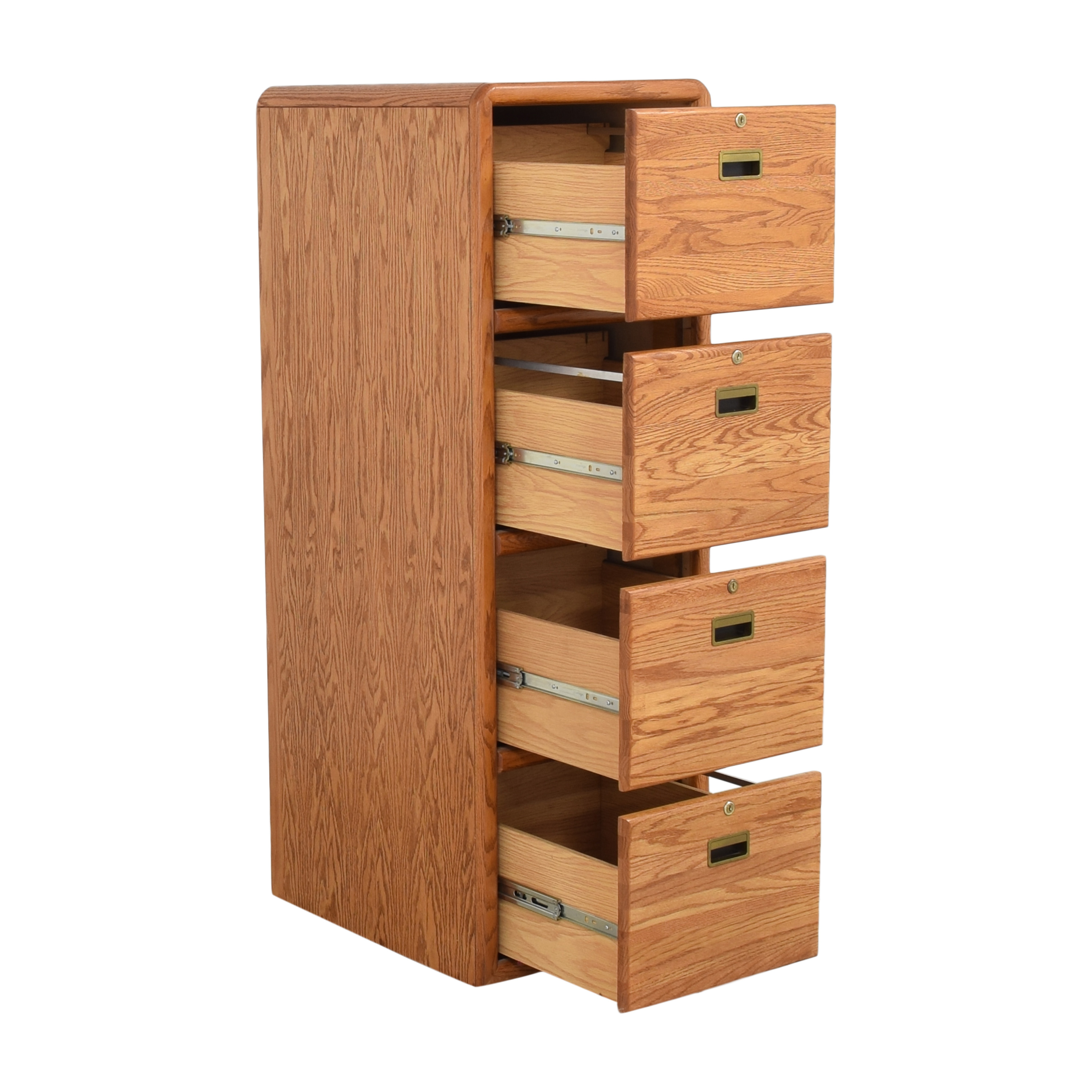 Four Drawer Vertical File Cabinet