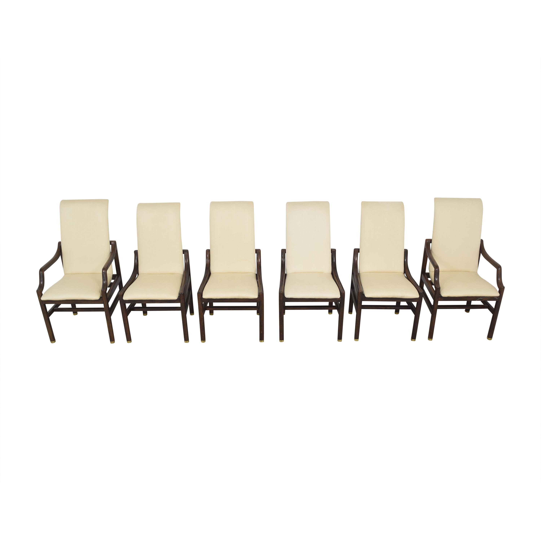 Henredon Furniture Henredon Furniture Vintage Dining Chairs for sale