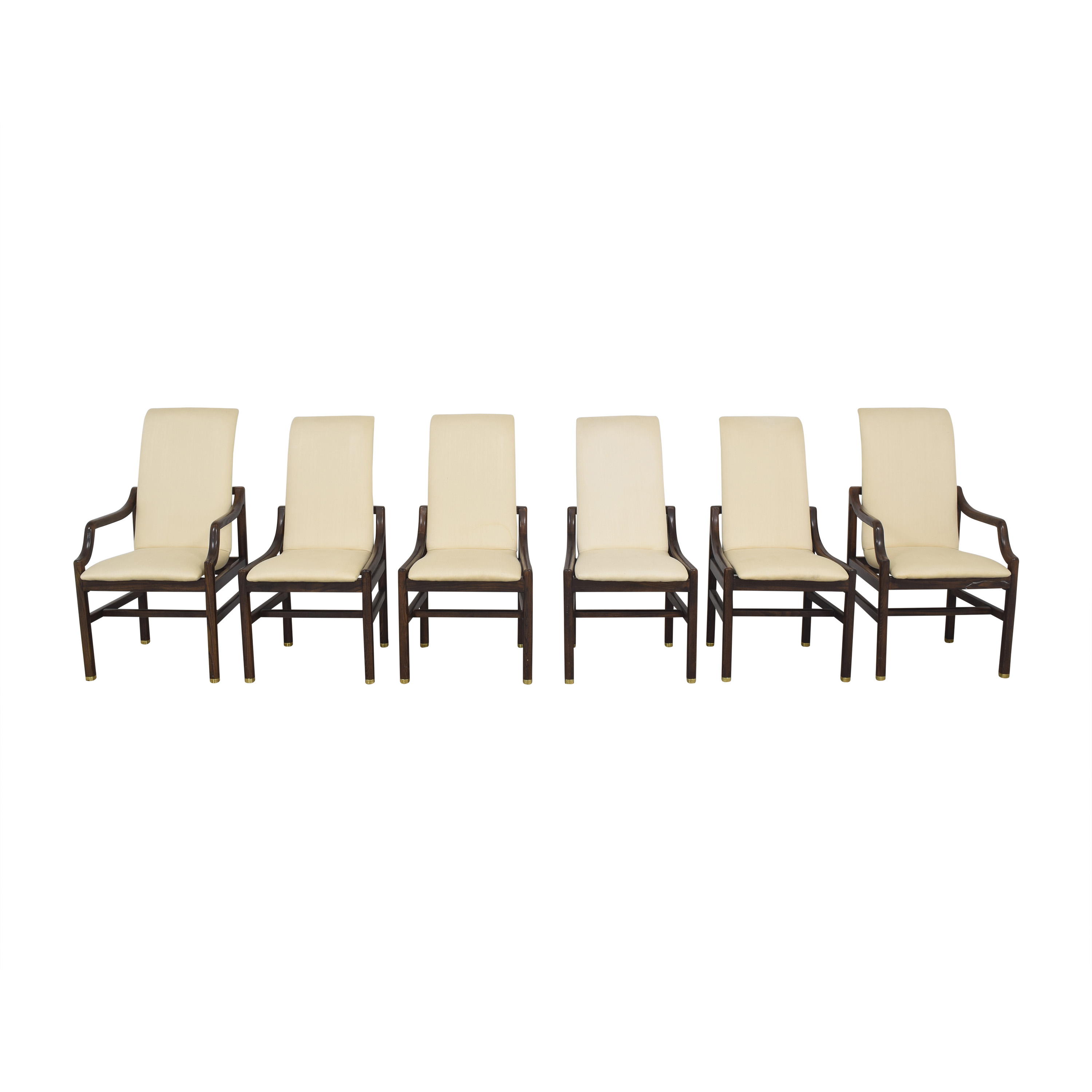 Henredon Furniture Henredon Furniture Vintage Dining Chairs ma